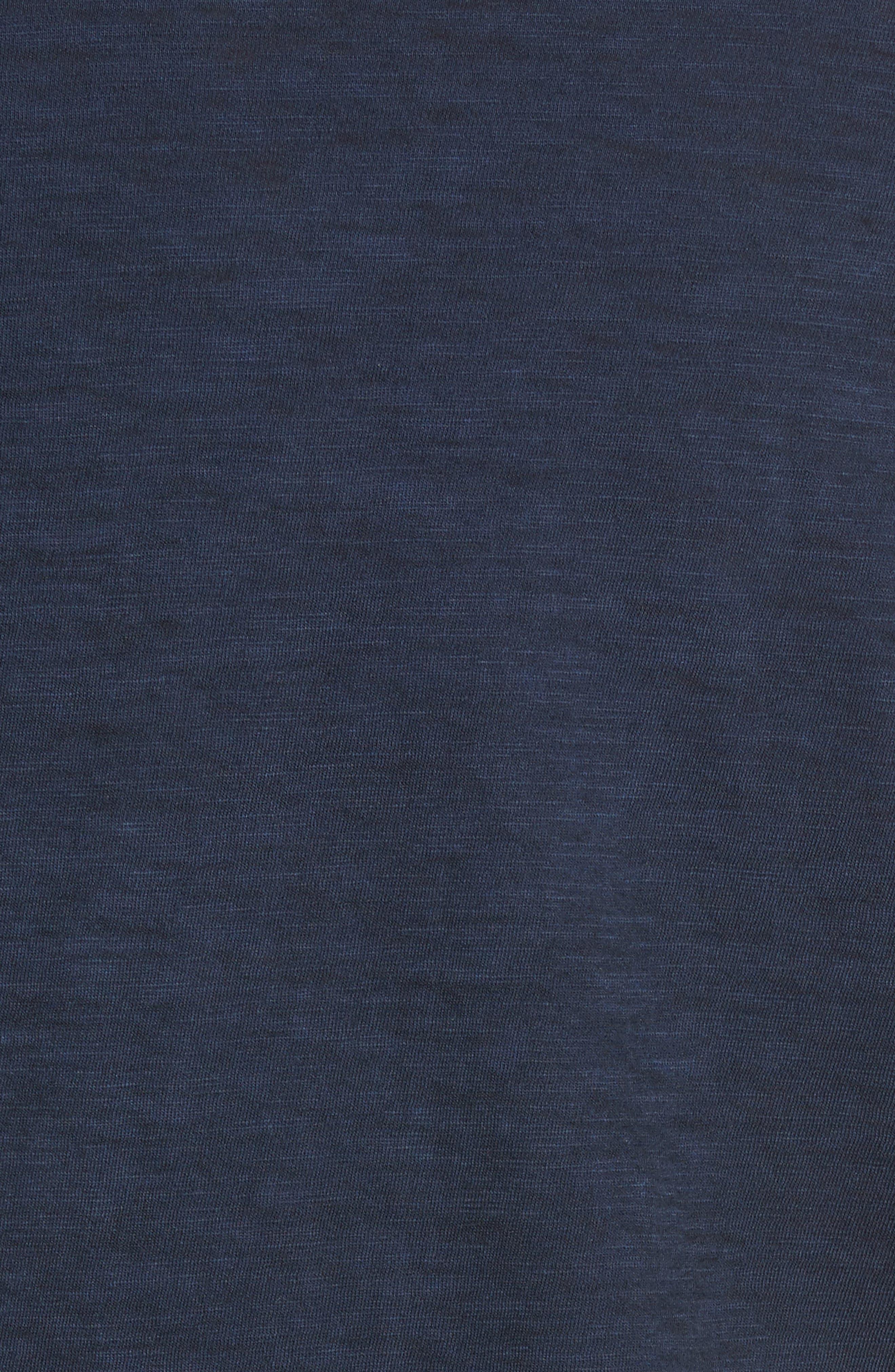 Long Sleeve Cotton Henley,                             Alternate thumbnail 5, color,                             414