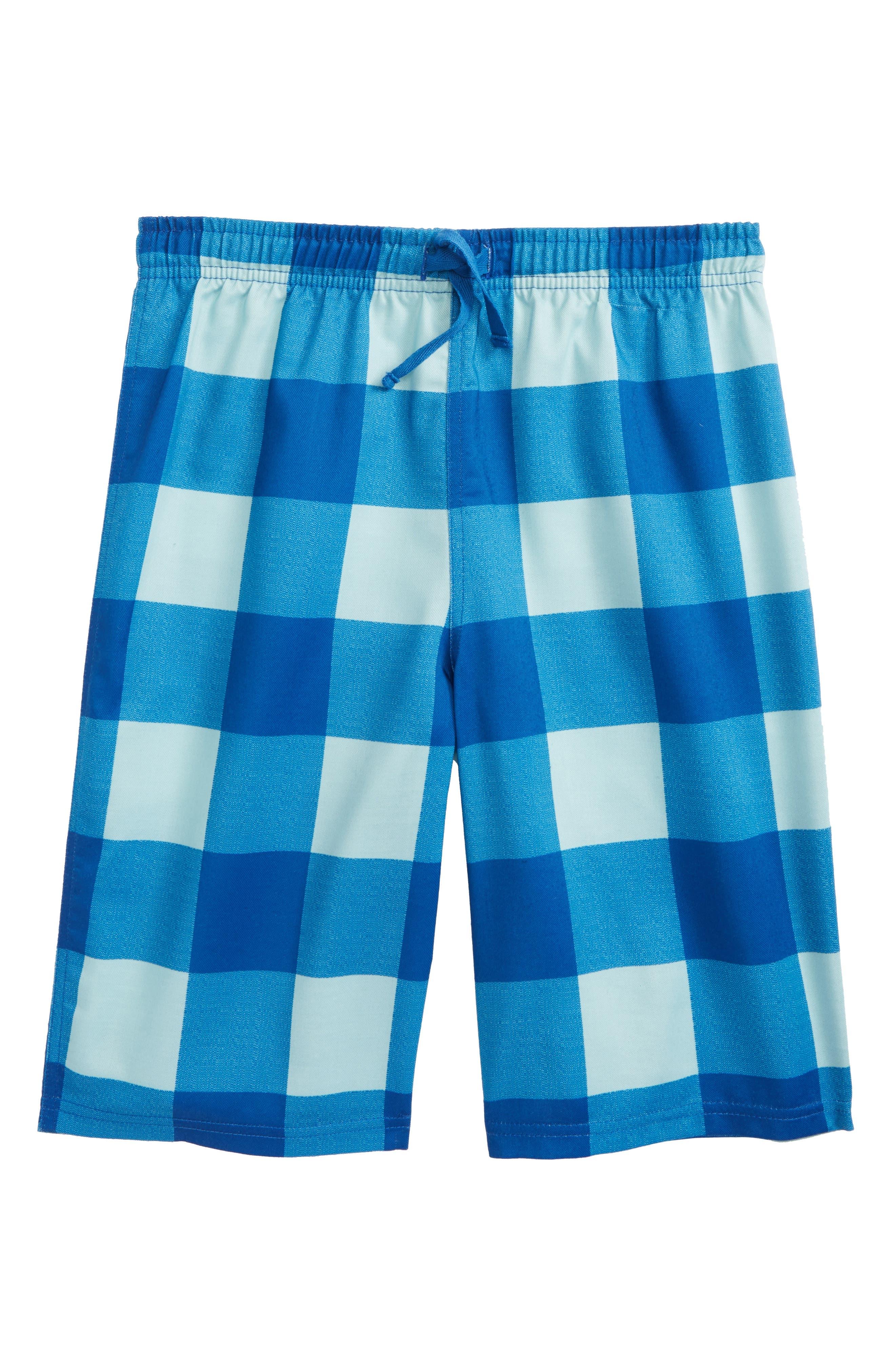 Flannel Shorts,                             Main thumbnail 1, color,                             401