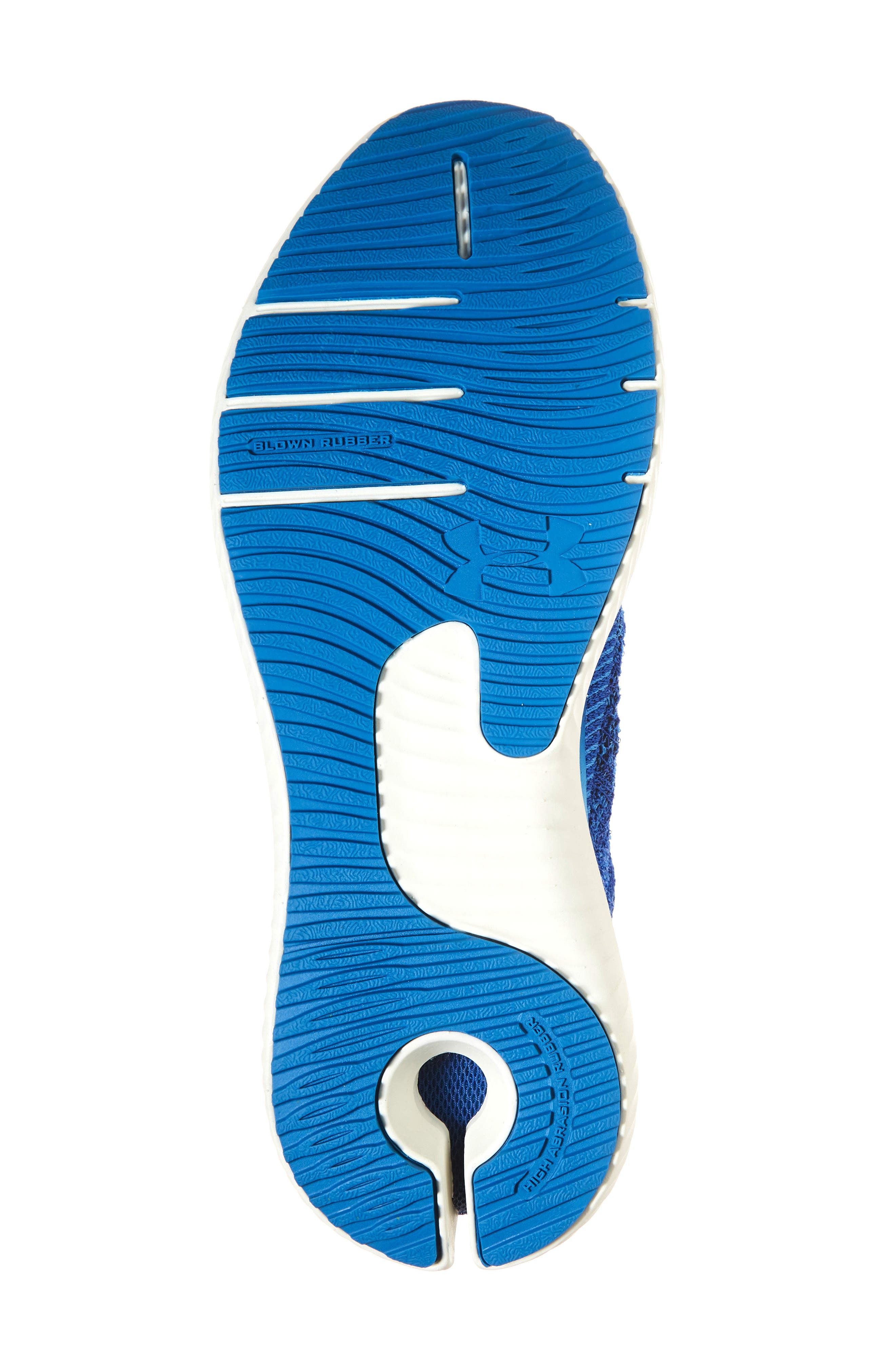 Threadborne Blur Running Shoe,                             Alternate thumbnail 6, color,                             BLUE / STUDIO