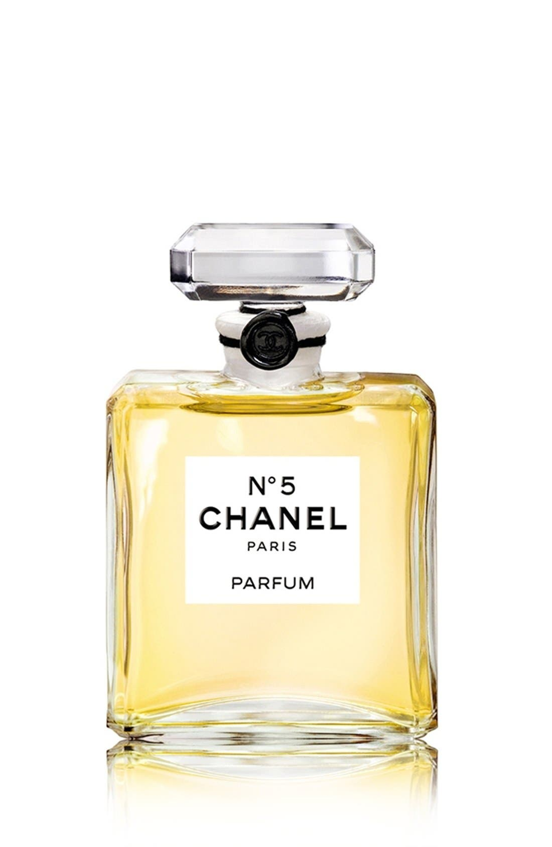 N°5<br />Parfum Bottle,                             Main thumbnail 1, color,                             NO COLOR