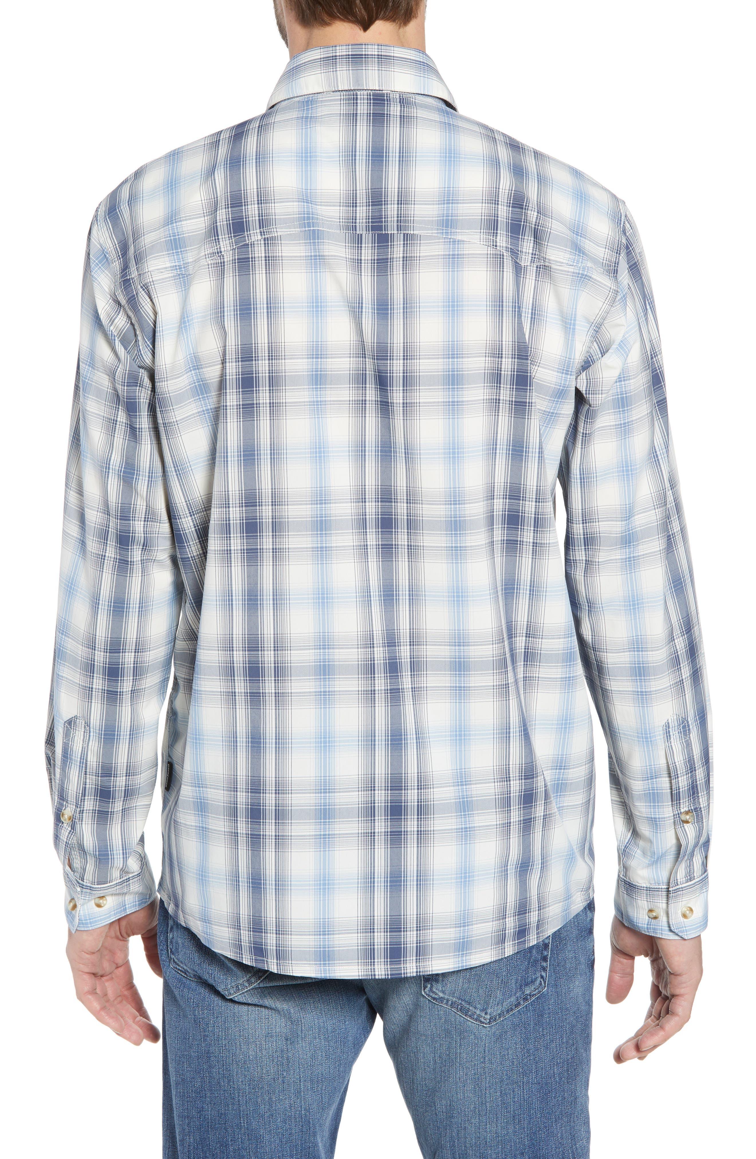 Regular Fit Plaid Sport Shirt,                             Alternate thumbnail 2, color,                             405