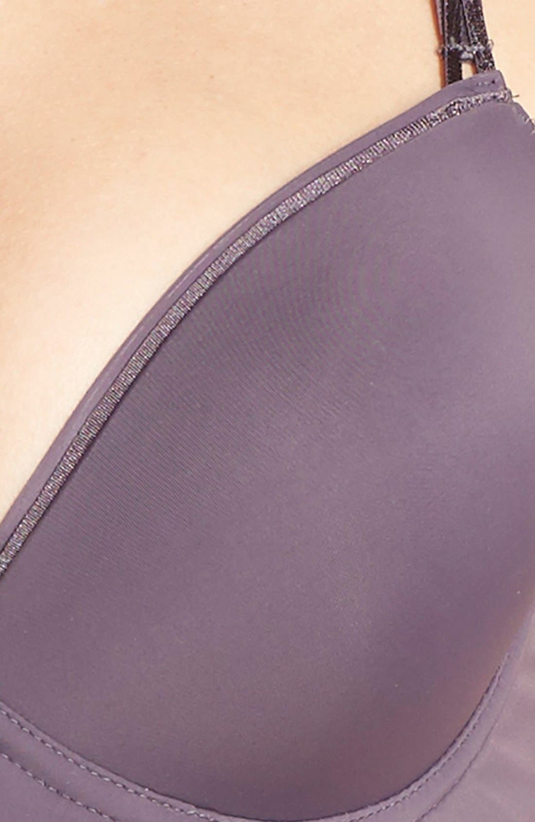 'Seductive Comfort - Customized Lift' Underwire Bra,                             Alternate thumbnail 92, color,