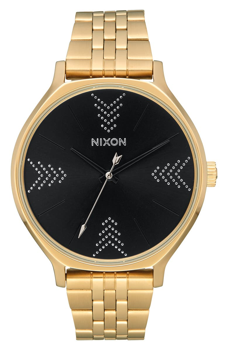 Nixon THE CLIQUE BRACELET WATCH, 38MM