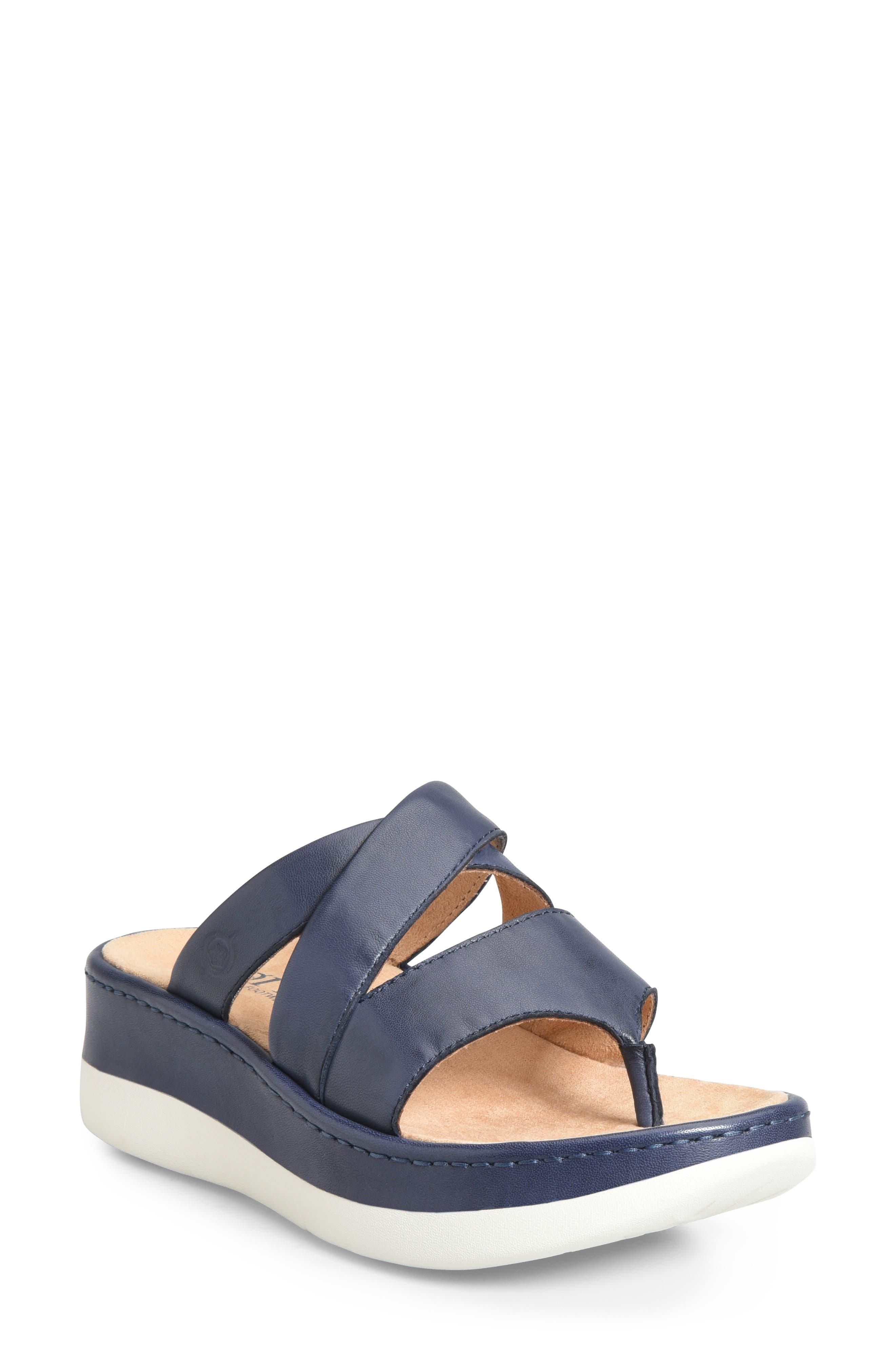 B?rn Unita Slide Sandal, Blue