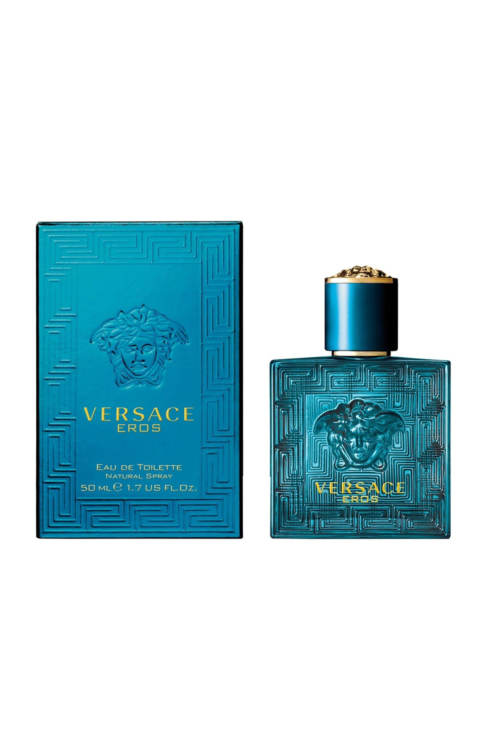 4aa73b7b8f3f Versace  Eros  Eau de Toilette