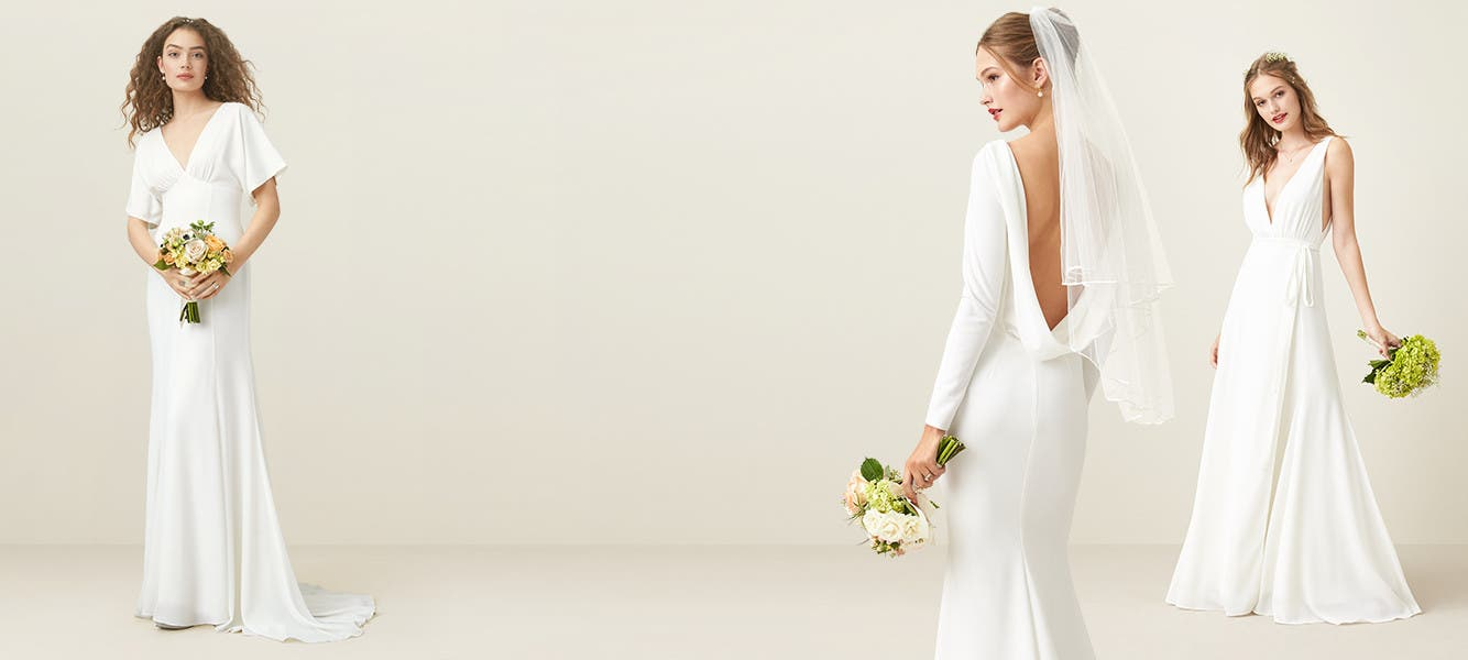 Beautifully within budget: wedding dresses under $1000.