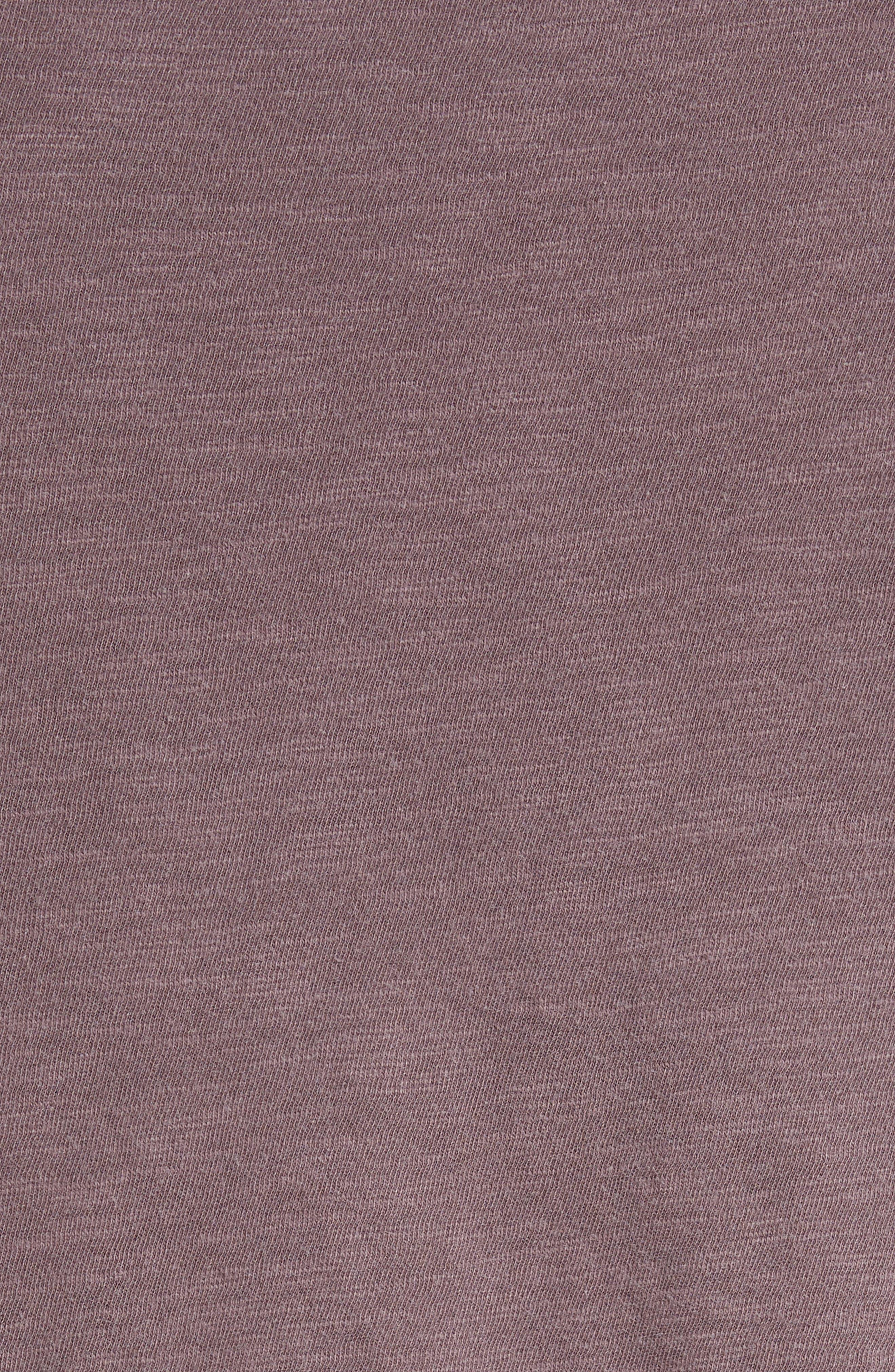 Long Sleeve Cotton Jersey Henley,                             Alternate thumbnail 15, color,