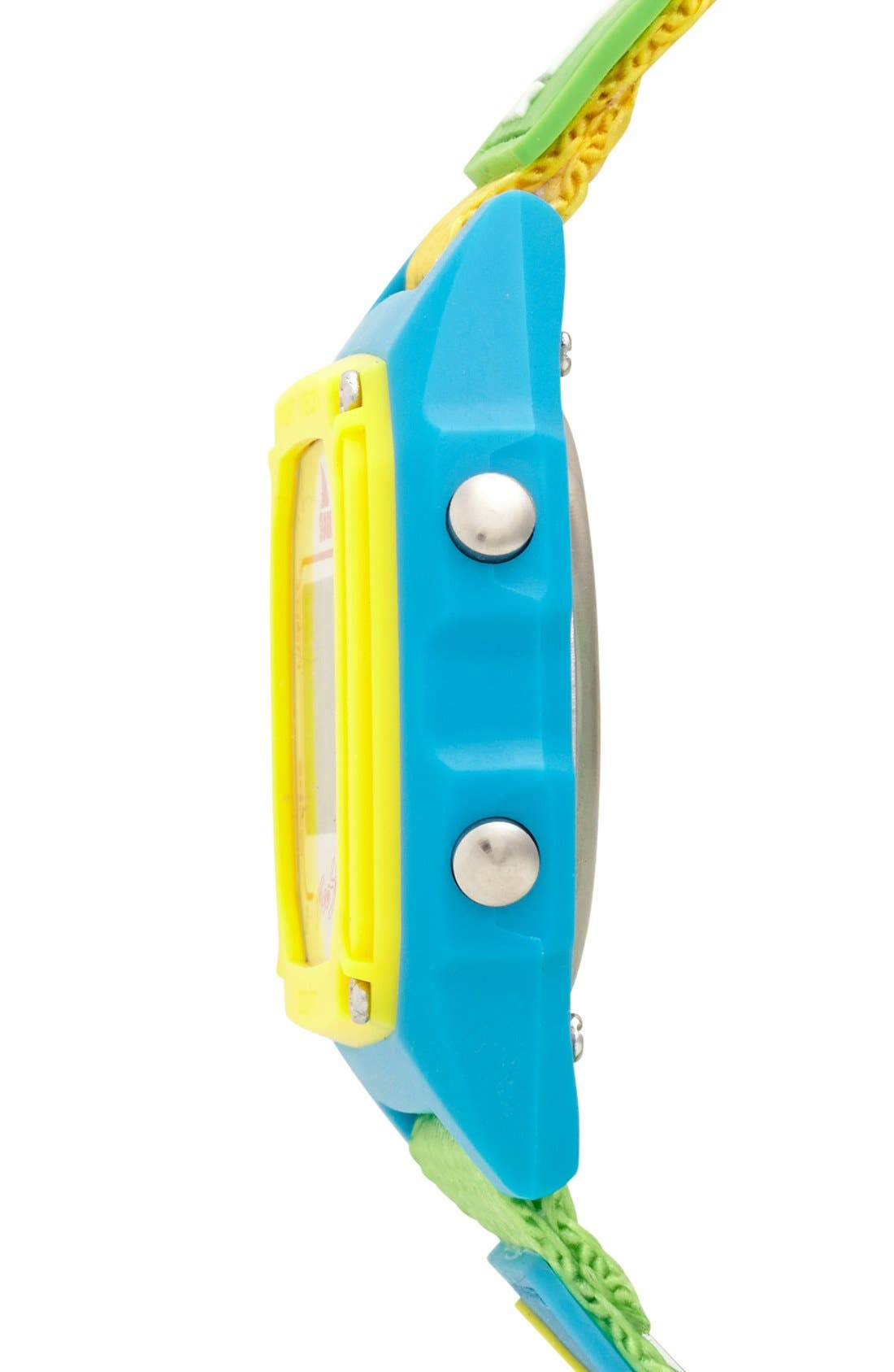 'Shark Clip' Digital Watch, 38mm,                             Alternate thumbnail 2, color,                             300