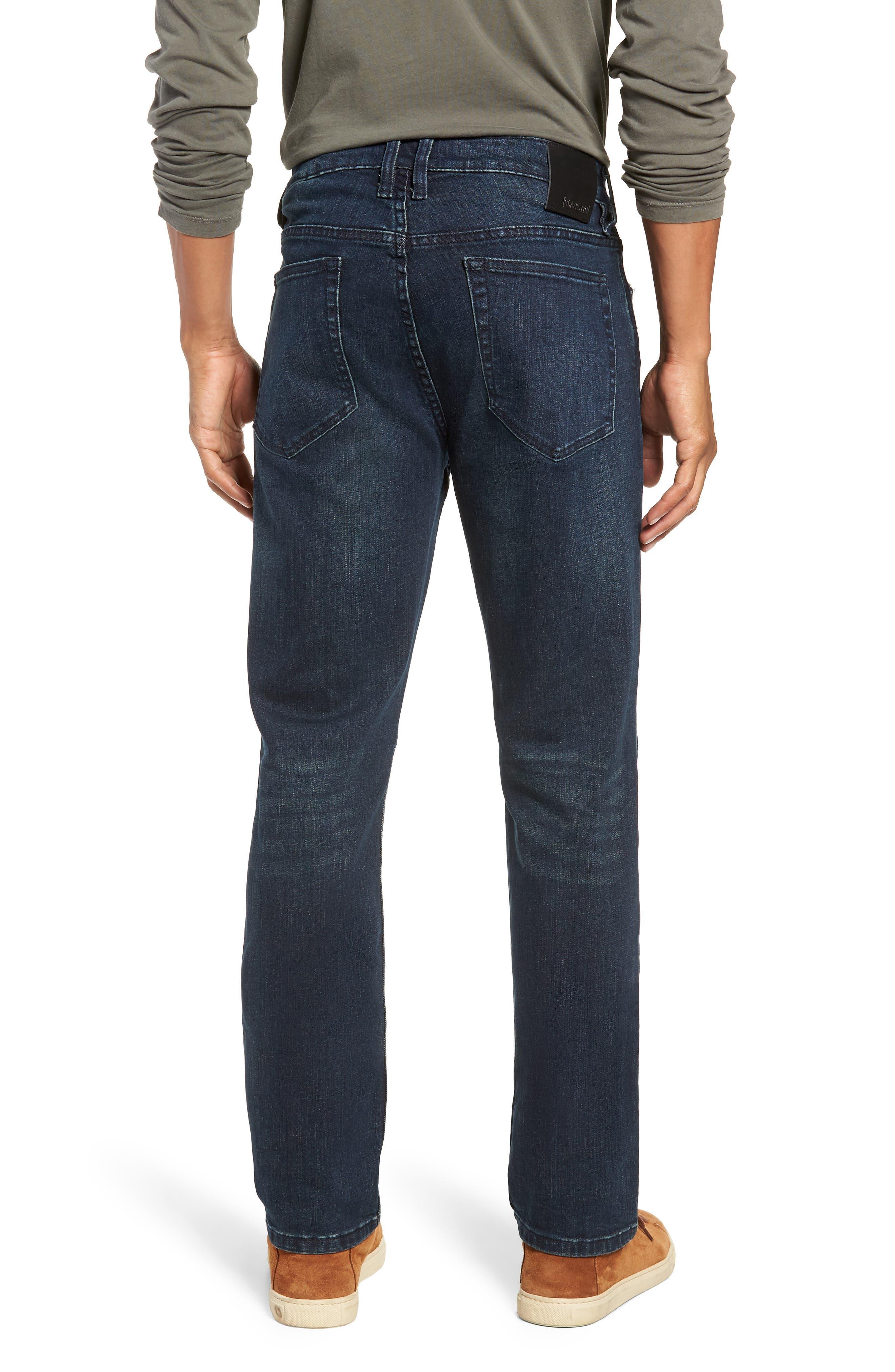 Stanton Straight Leg Jeans,                             Alternate thumbnail 2, color,                             WORTHLESS TENDENCY