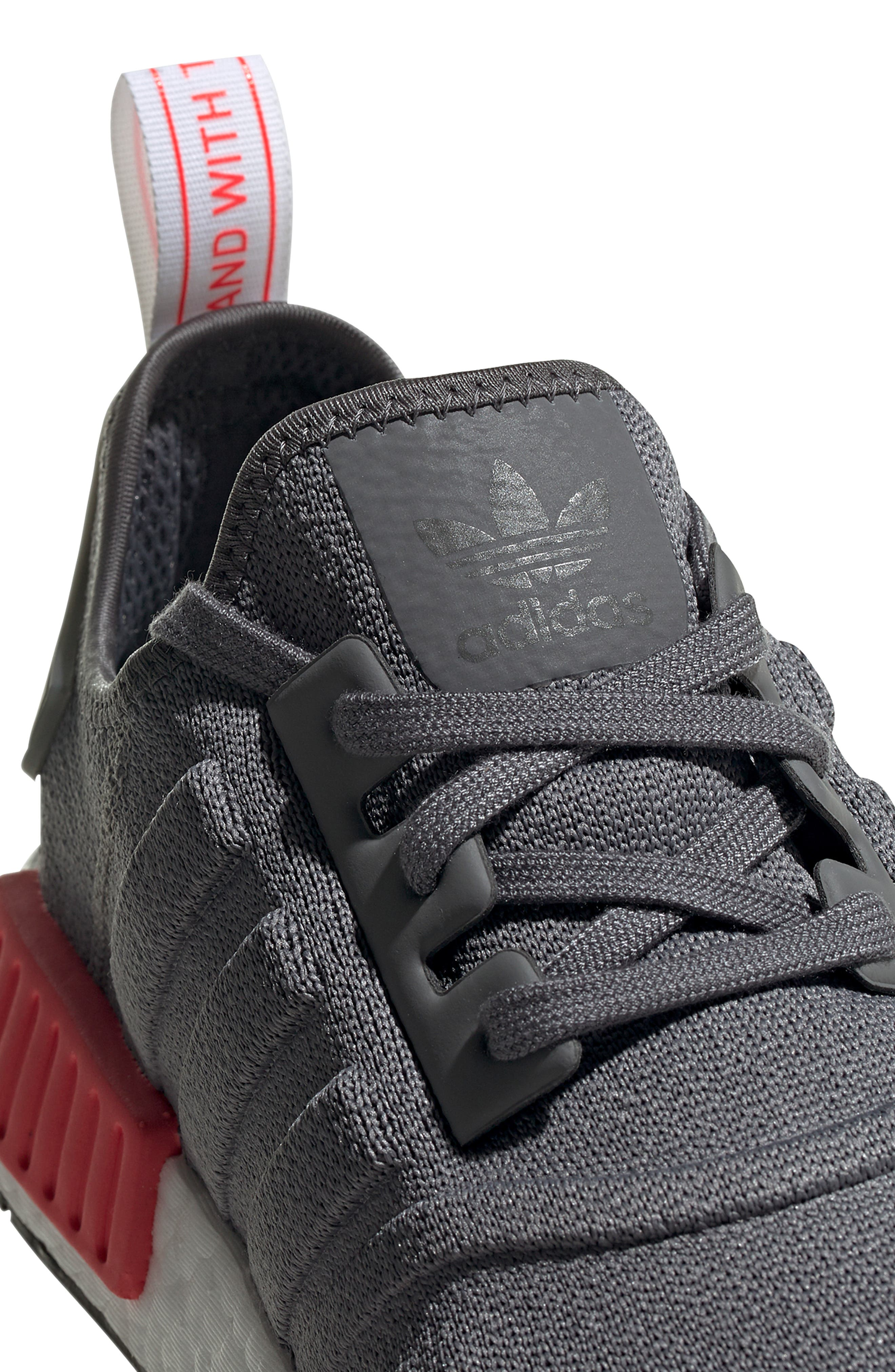 ADIDAS,                             NMD_R1 Sneaker,                             Alternate thumbnail 6, color,                             023