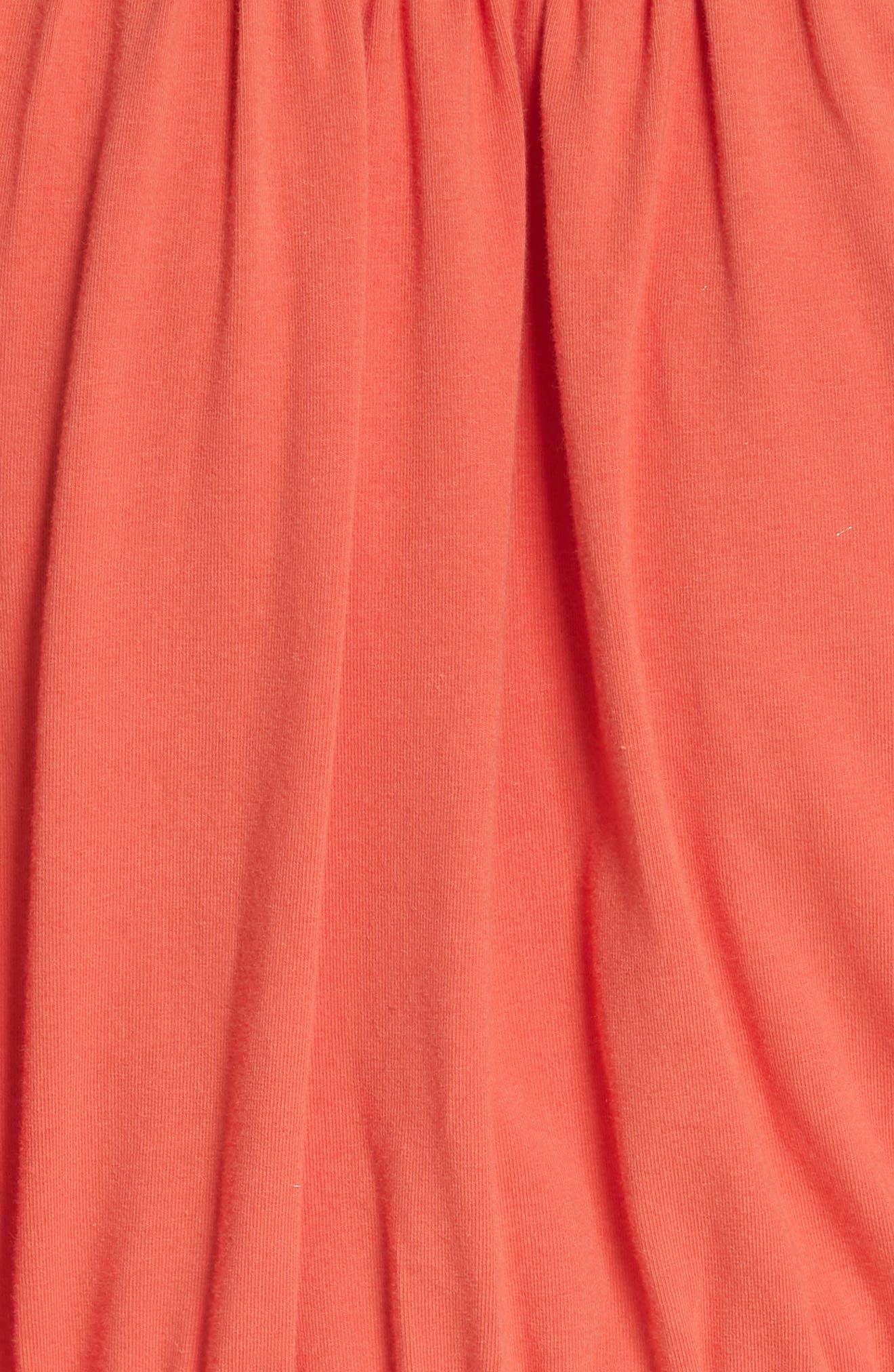 Corseted Peasant Dress,                             Alternate thumbnail 5, color,                             950