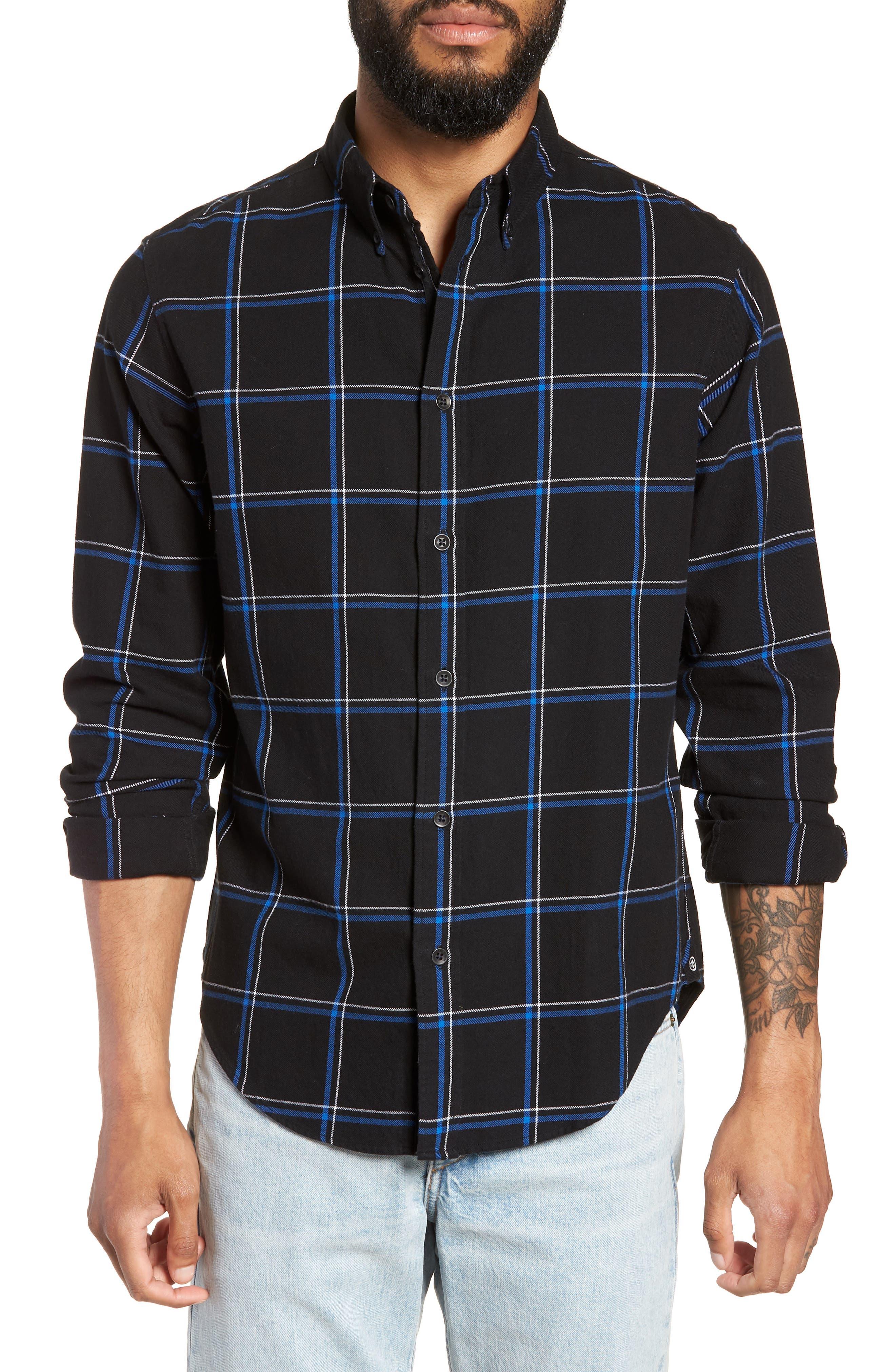 Fit 2 Tomlin Slim Fit Sport Shirt, Main, color, 016