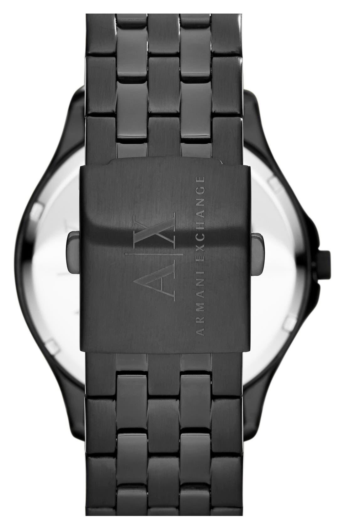 Round Bracelet Watch, 45mm,                             Alternate thumbnail 7, color,
