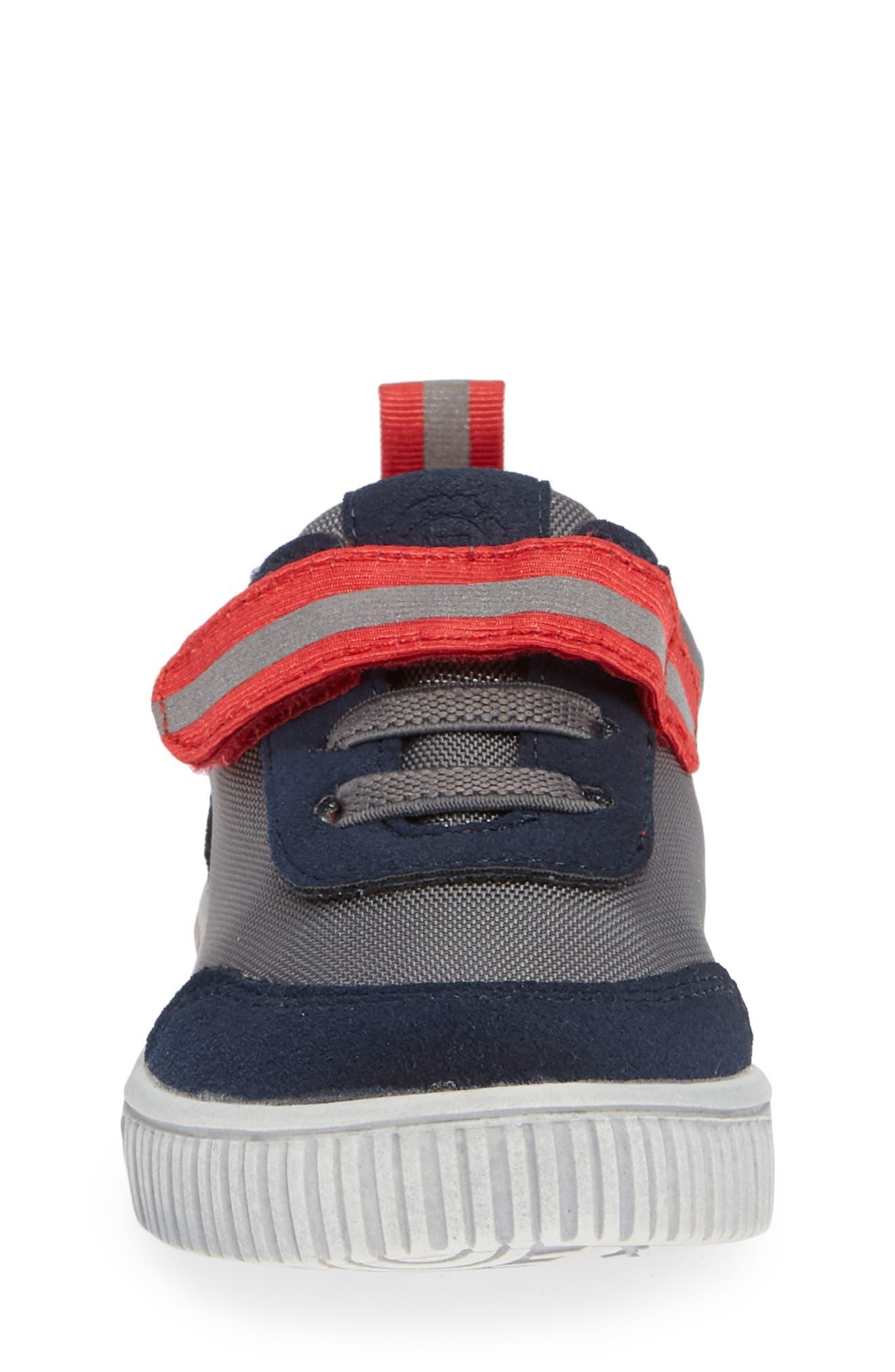 Vault Sneaker,                             Alternate thumbnail 4, color,                             SLATE GREY