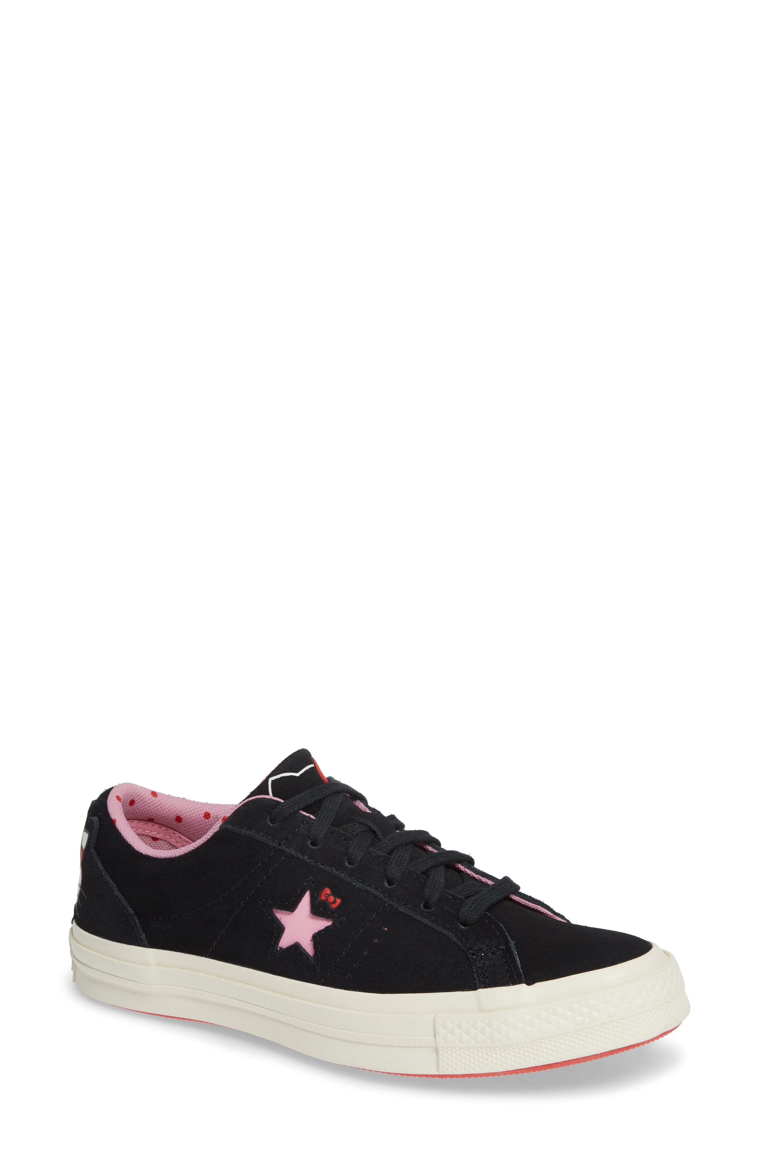 UPC 888756008033 Converse One Star Lo Hello Kitty® Sneaker
