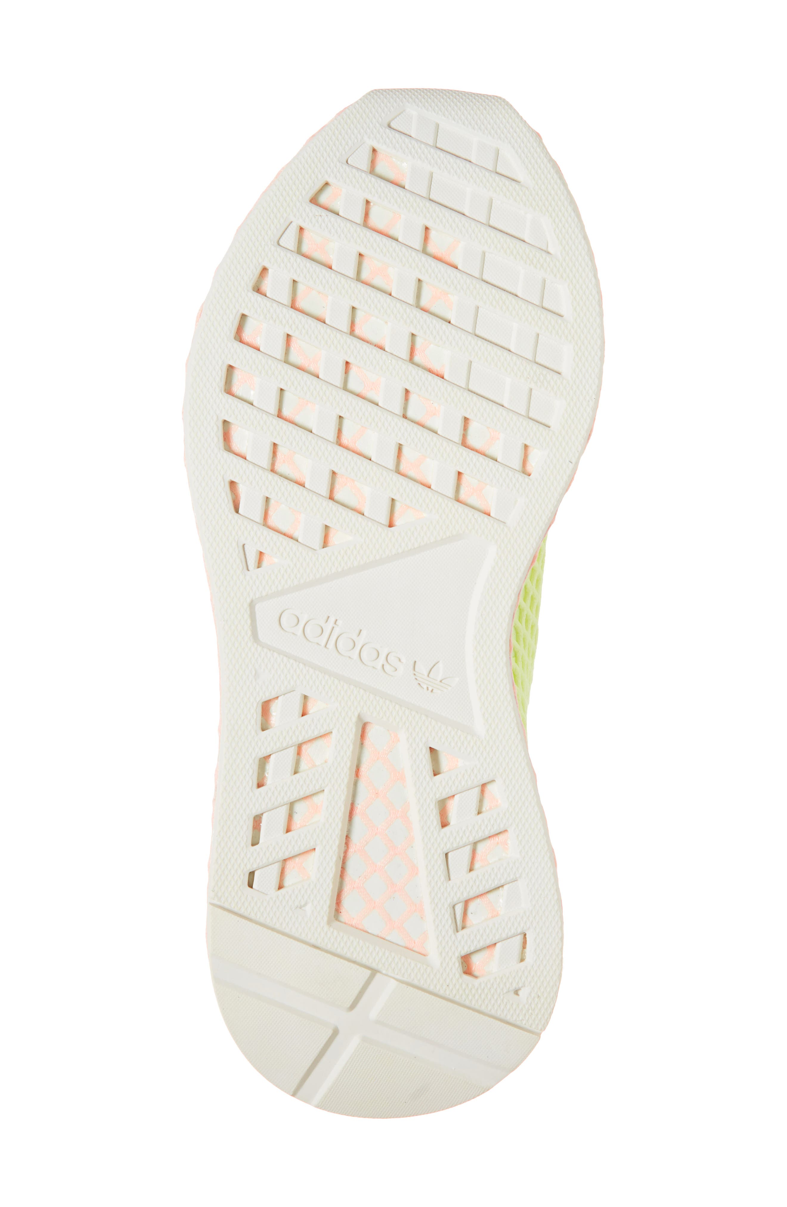 Deerupt Runner Sneaker,                             Alternate thumbnail 6, color,                             GLOW/ GLOW/ CLEAR LILAC