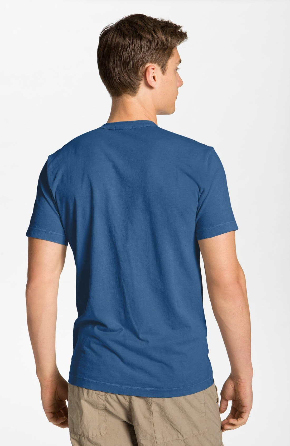 Crewneck Jersey T-Shirt,                             Alternate thumbnail 182, color,