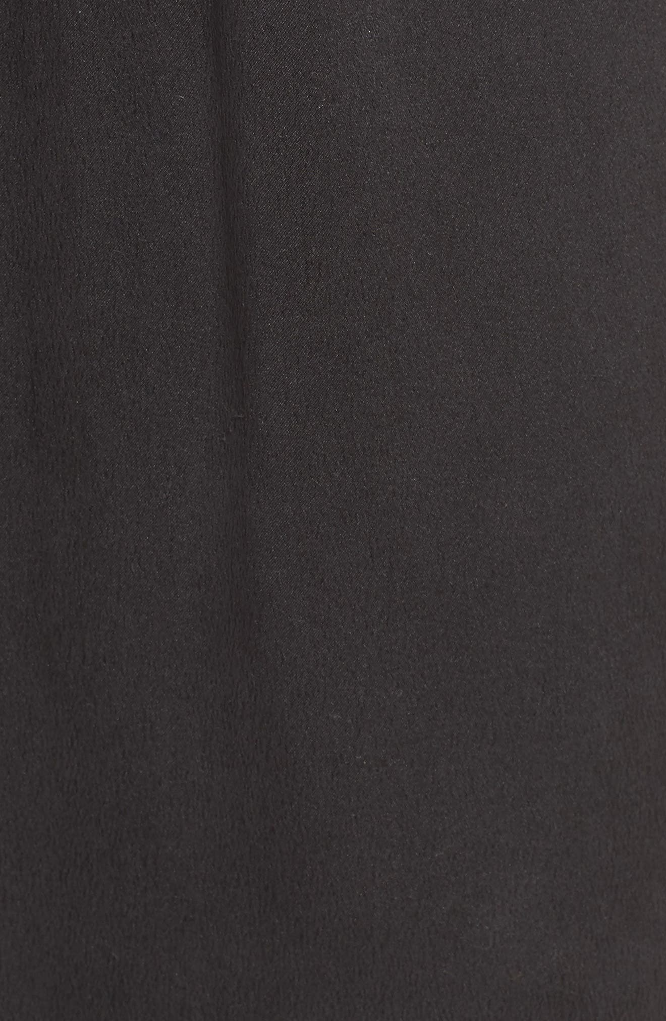 EILEEN FISHER,                             Slouchy Silk Crop Pants,                             Alternate thumbnail 6, color,                             025