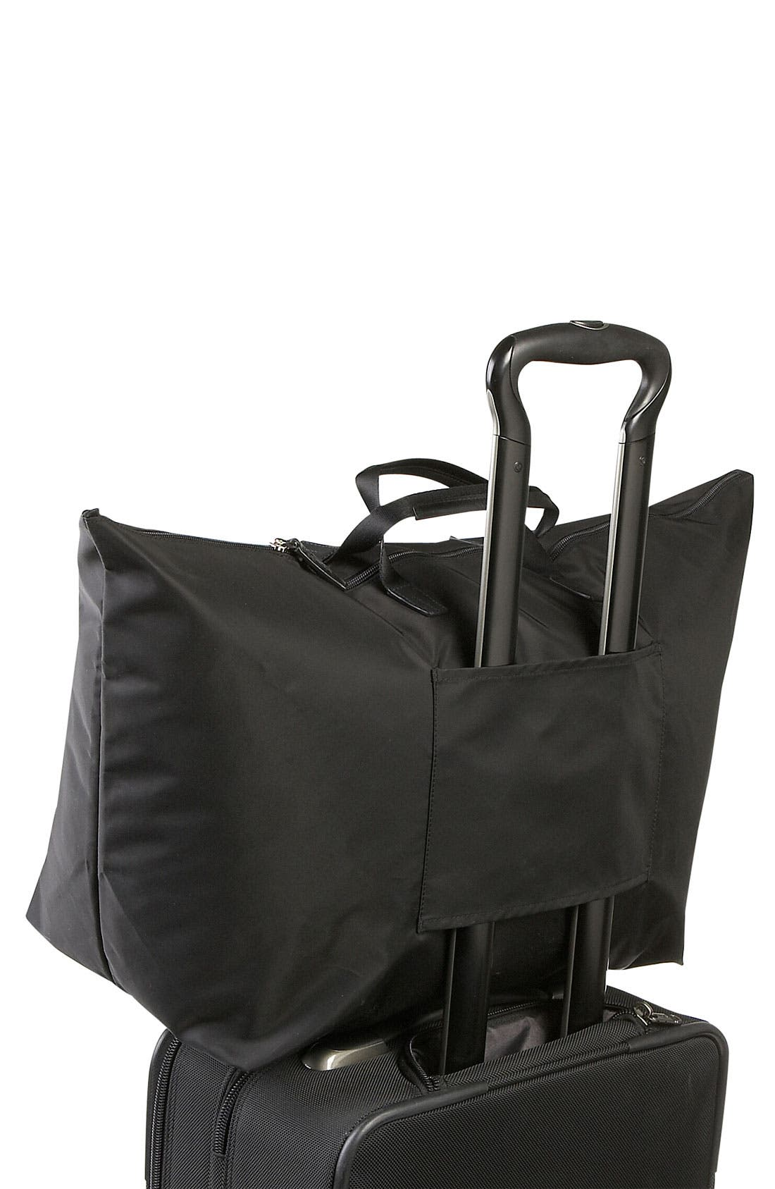 TUMI,                             'Just in Case' Packable Tote,                             Alternate thumbnail 2, color,                             001