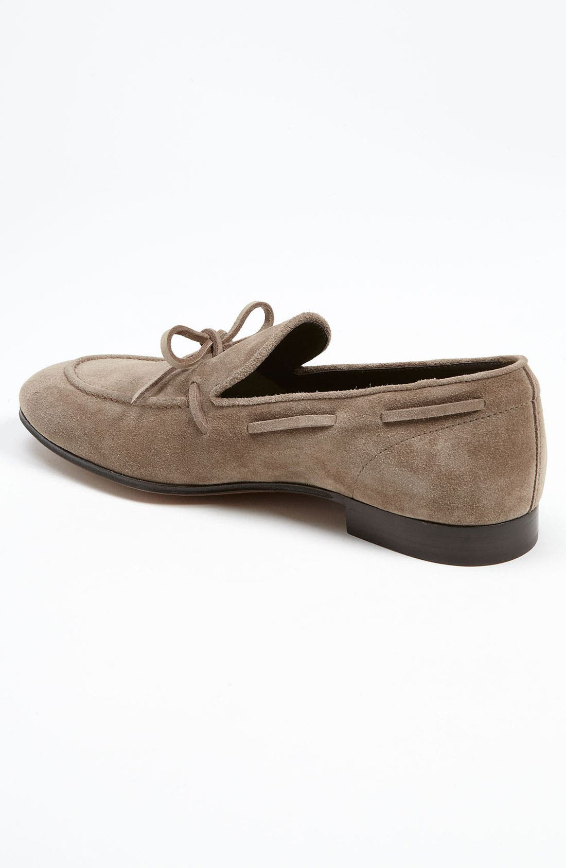 Suede Loafer,                             Alternate thumbnail 3, color,                             249