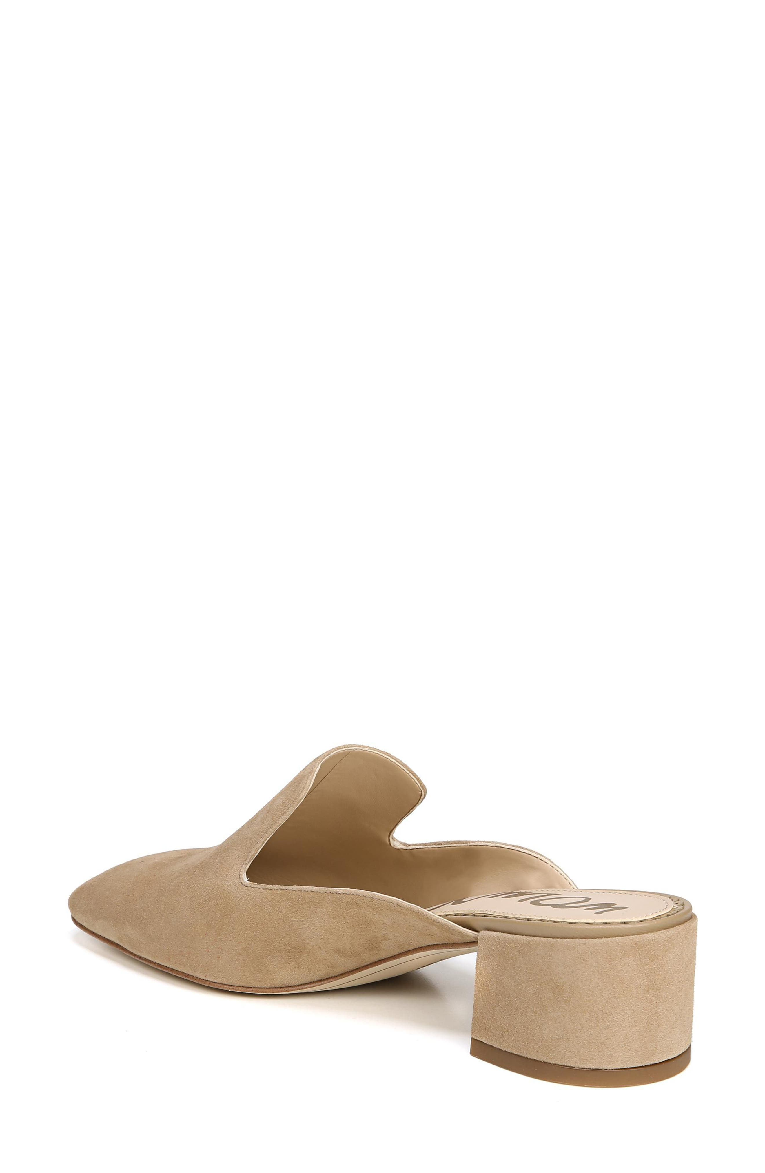 Adair Loafer Mule,                             Alternate thumbnail 2, color,                             OATMEAL LEATHER