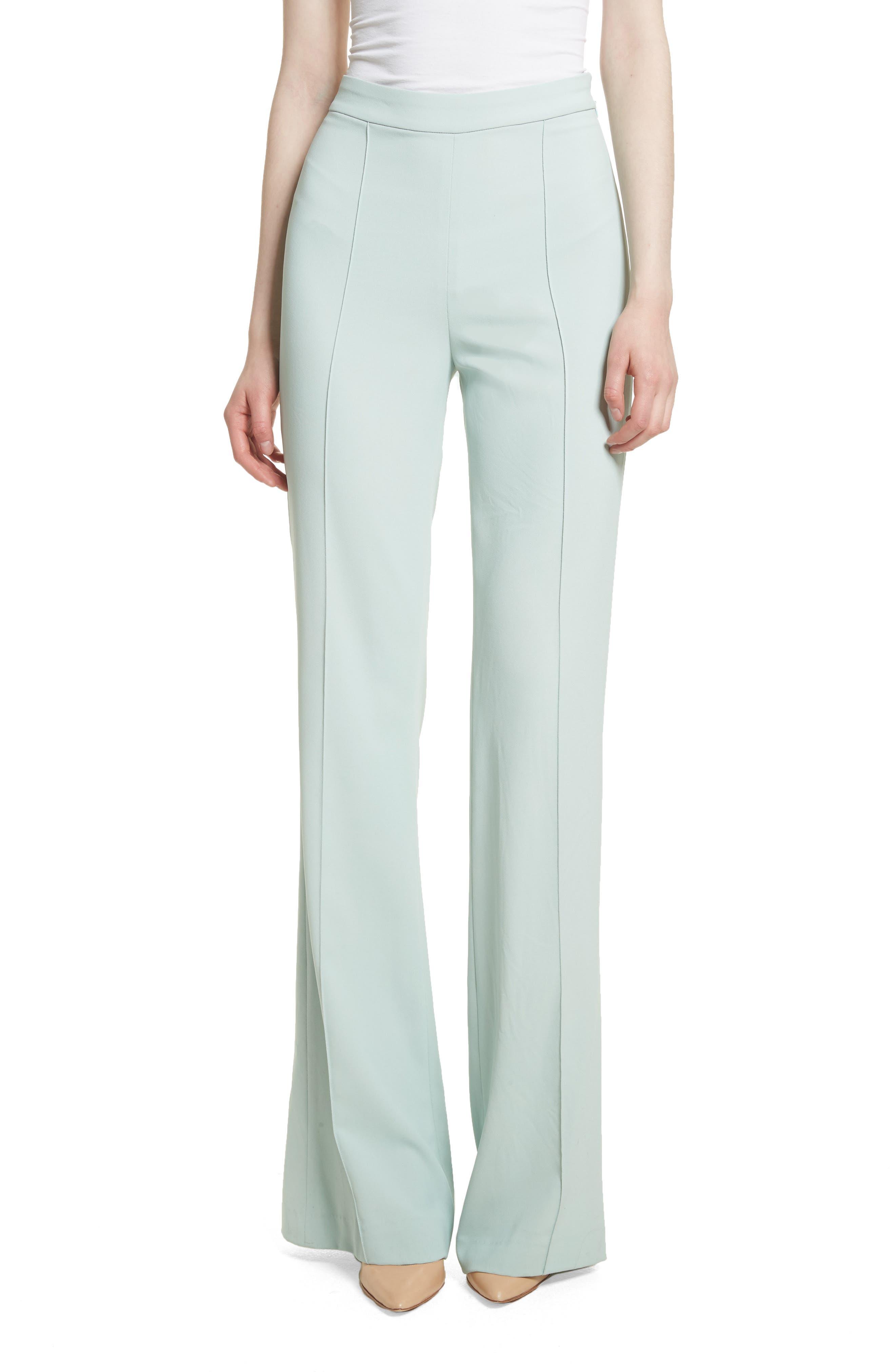 Jalisa High Waist Flared Leg Pants,                         Main,                         color, 404
