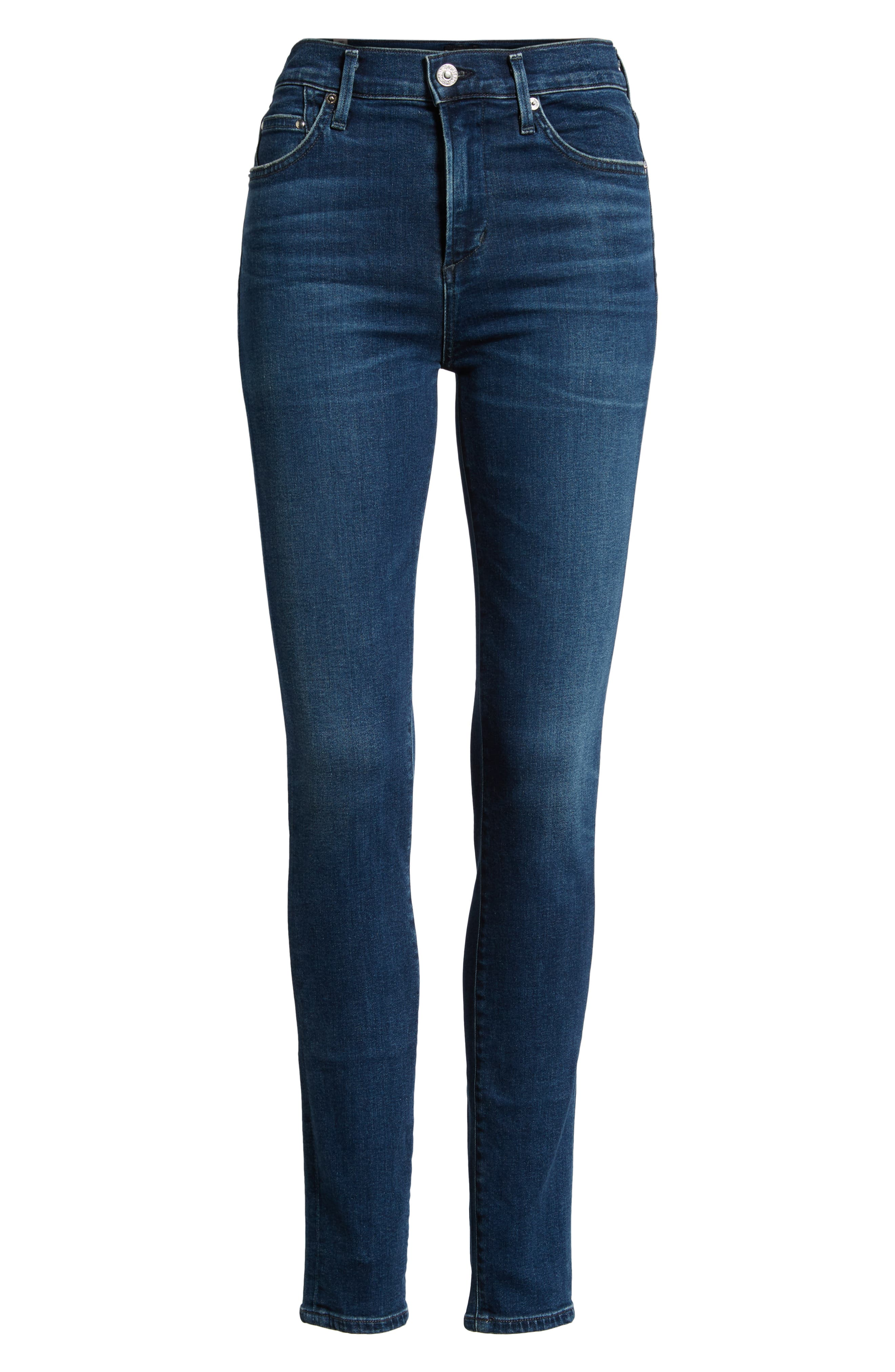 CITIZENS OF HUMANITY,                             Rocket Skinny Jeans,                             Alternate thumbnail 7, color,                             GLORY