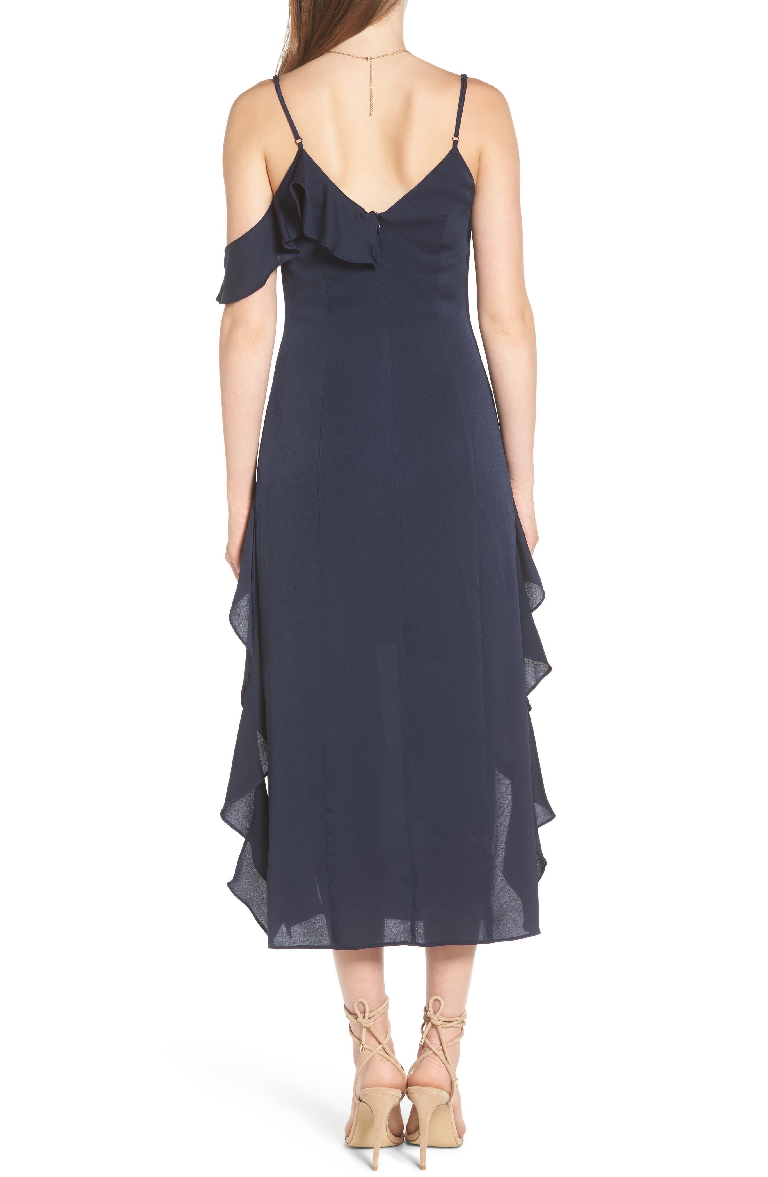 Love Bound Midi Dress,                             Alternate thumbnail 2, color,                             410