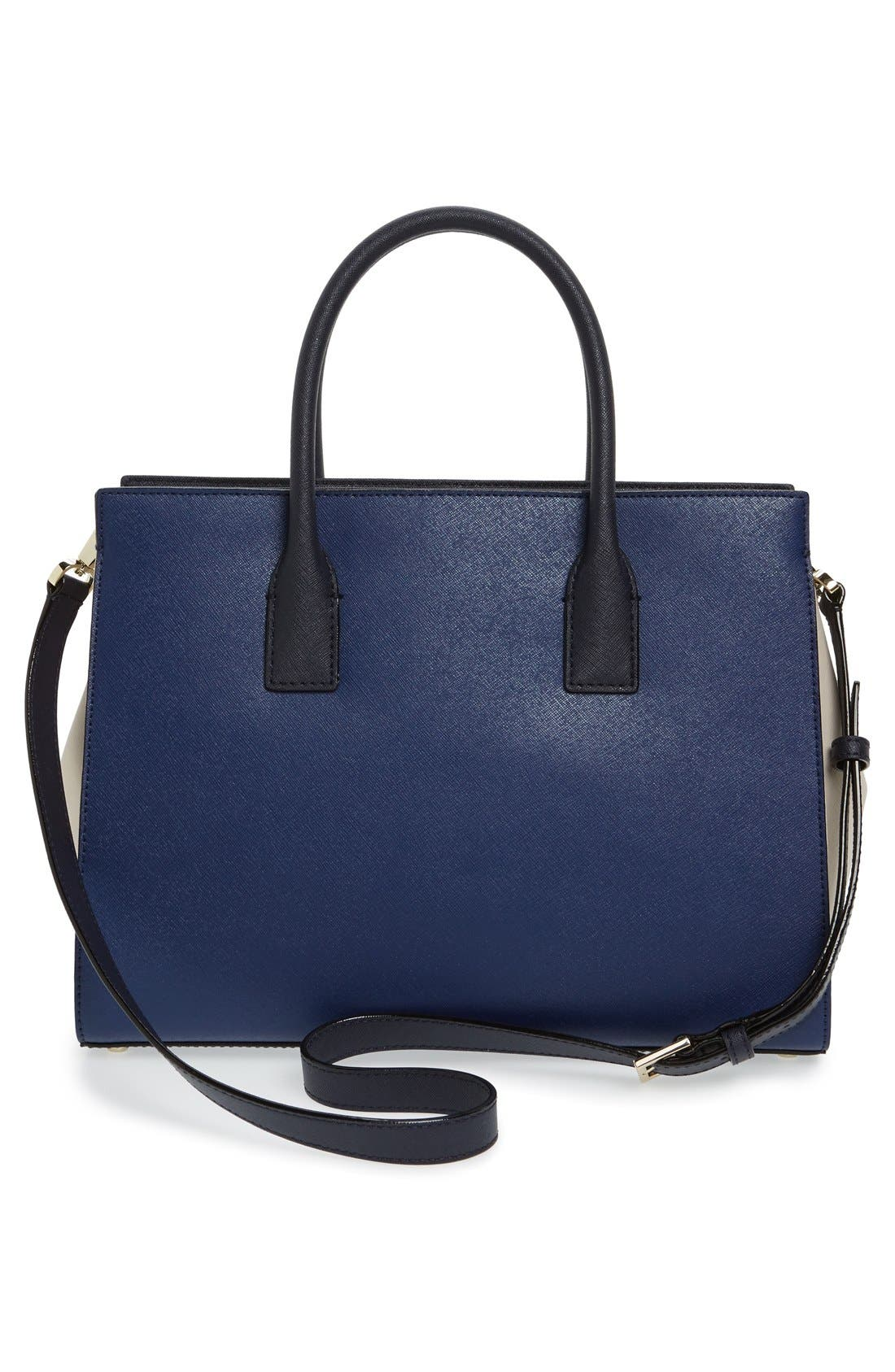 cameron street - candace leather satchel,                             Alternate thumbnail 58, color,