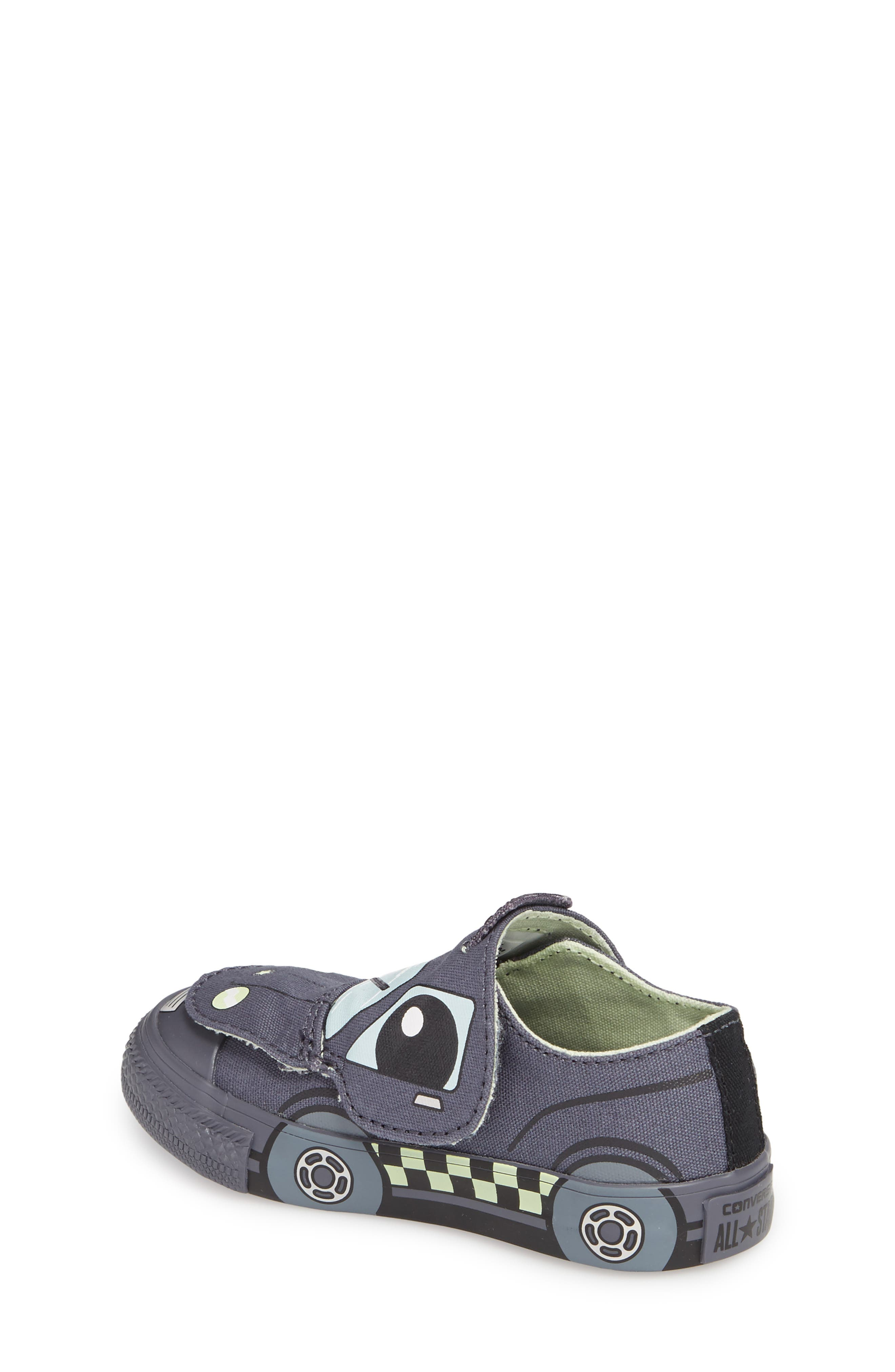 Chuck Taylor<sup>®</sup> All Star<sup>®</sup> Creatures Slip-On Sneaker,                             Alternate thumbnail 5, color,