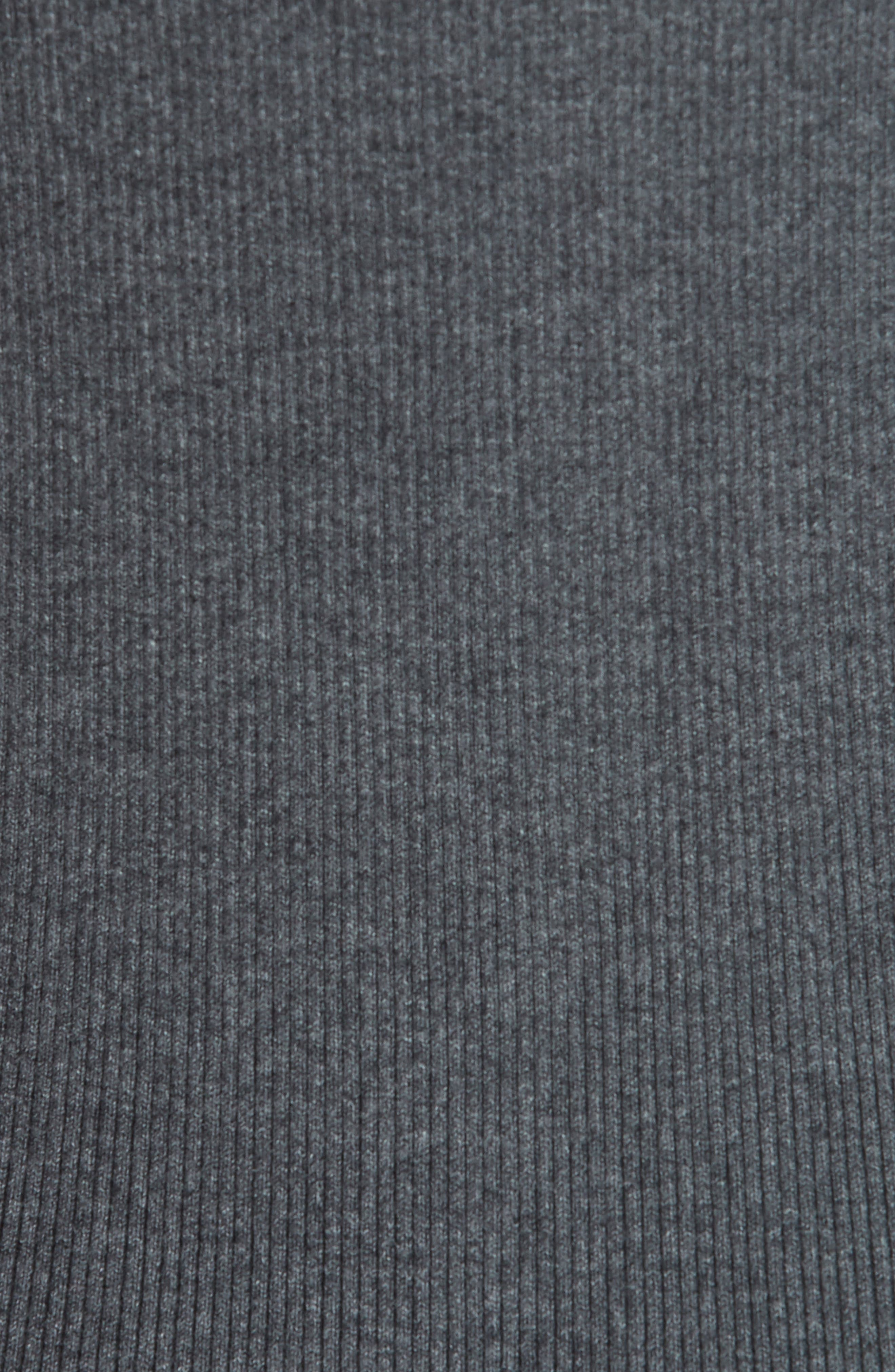 Midi Sweater Dress,                             Alternate thumbnail 5, color,                             020