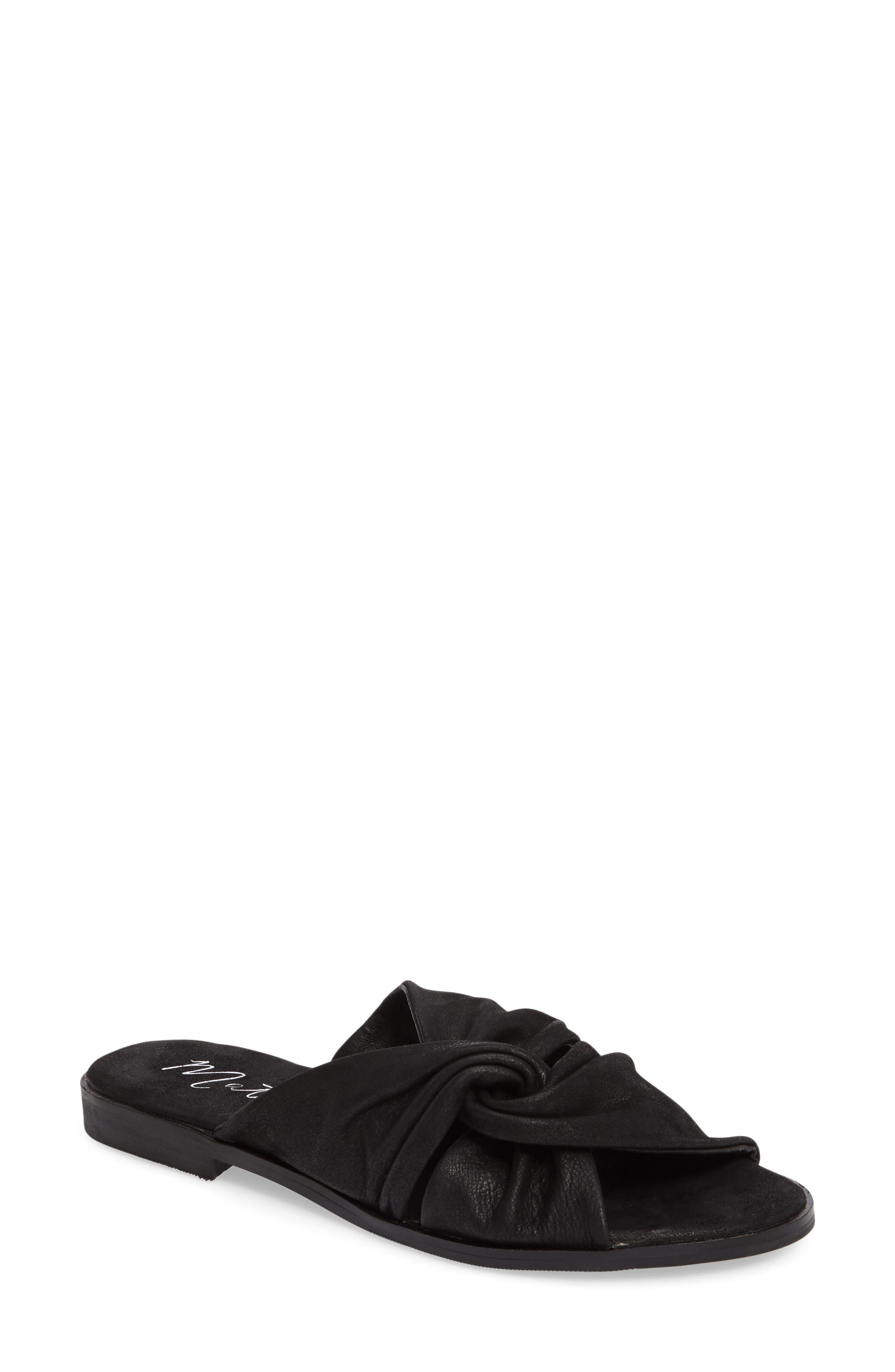 Relax Slide Sandal,                         Main,                         color, 001