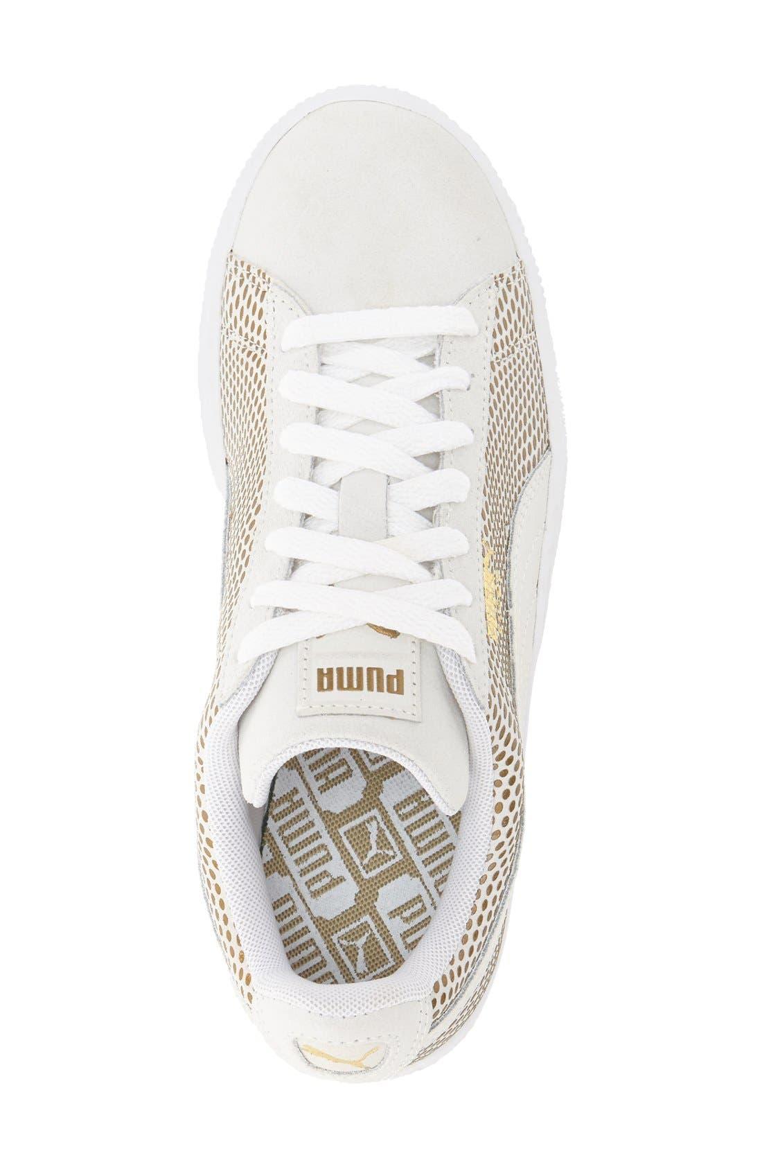 Suede Sneaker,                             Alternate thumbnail 66, color,