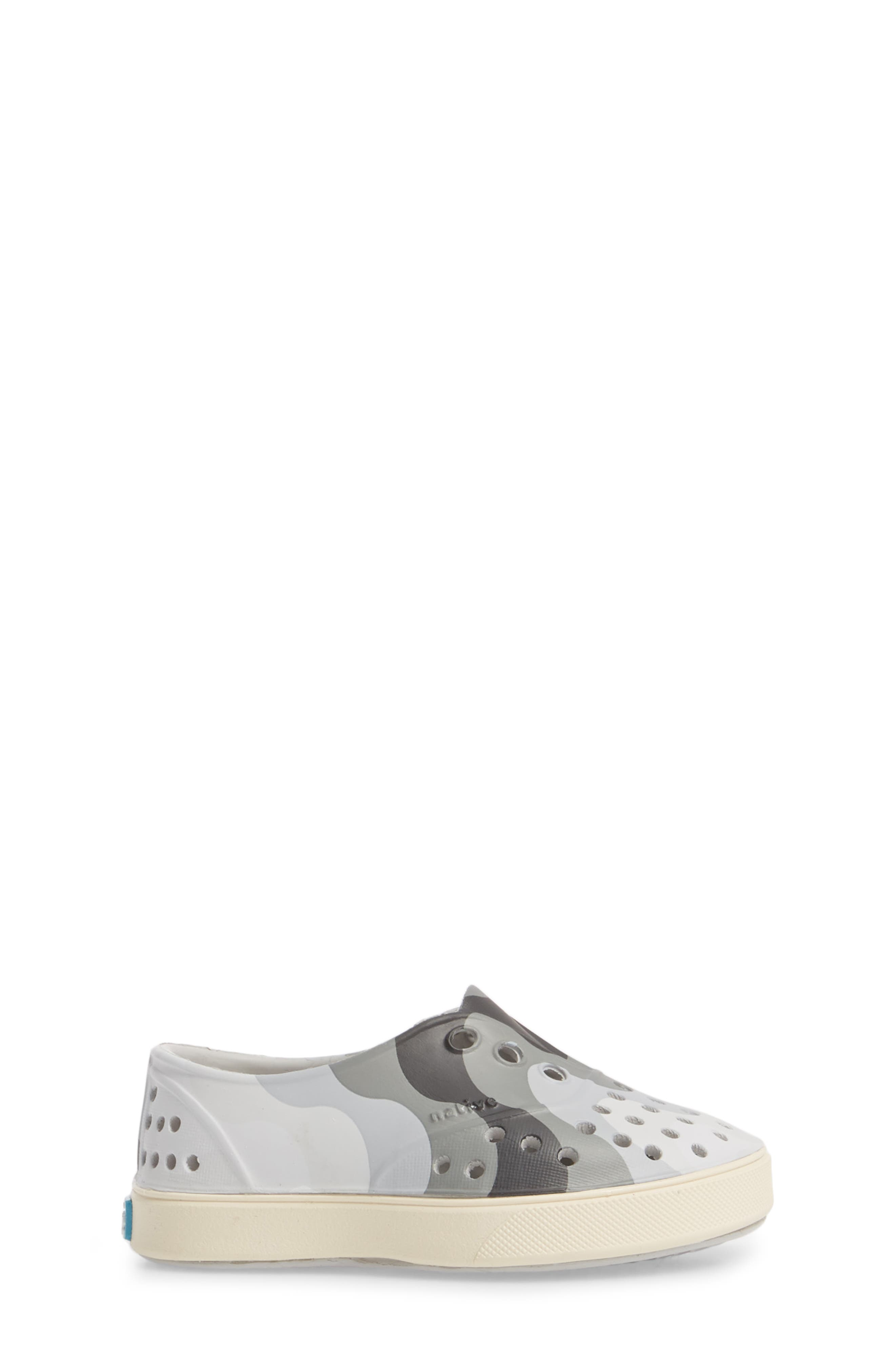 NATIVE SHOES,                             'Miller' Water Friendly Perforated Sneaker,                             Alternate thumbnail 3, color,                             022
