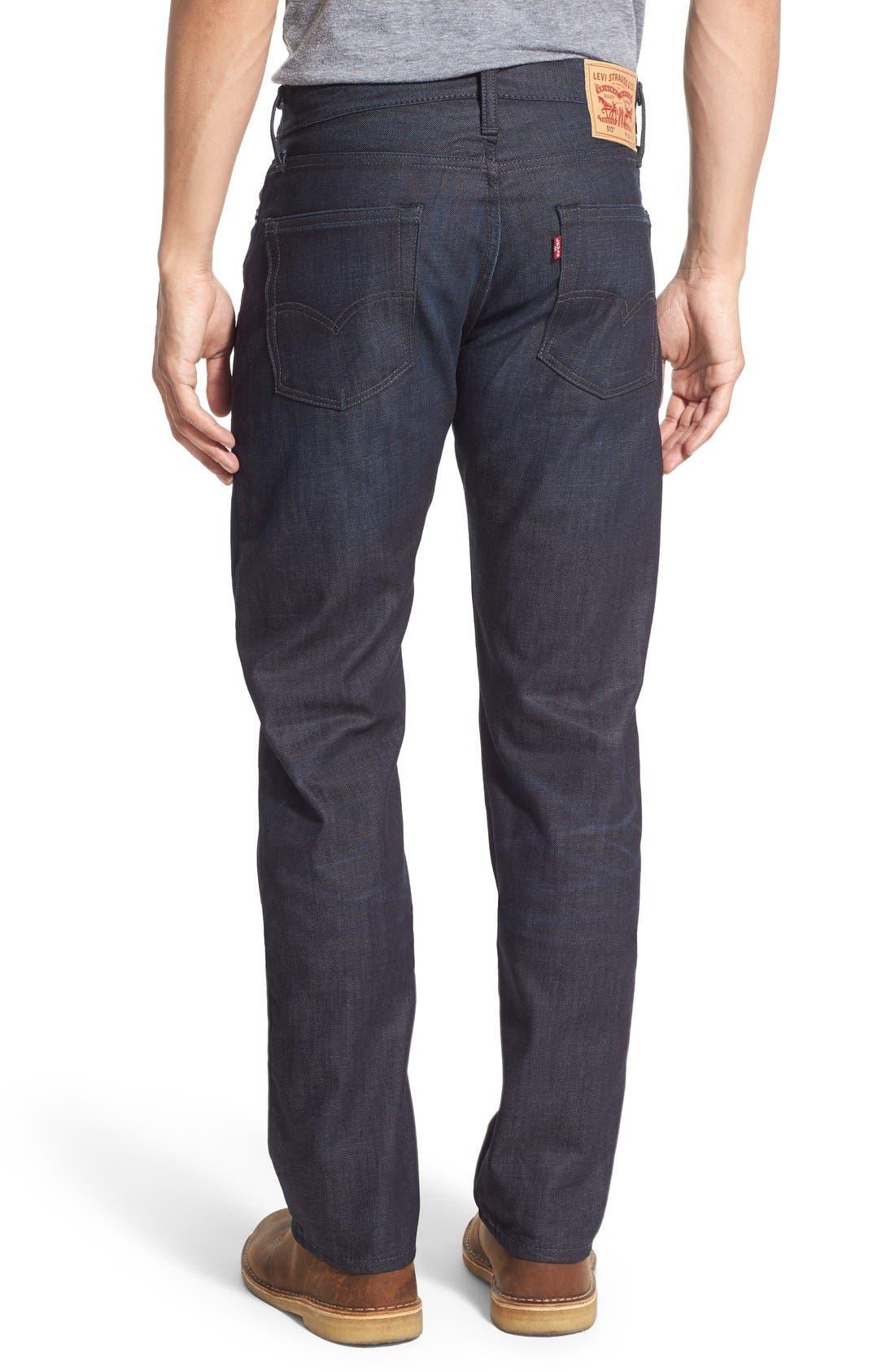 513<sup>™</sup> Slim Straight Leg Jeans,                             Alternate thumbnail 25, color,