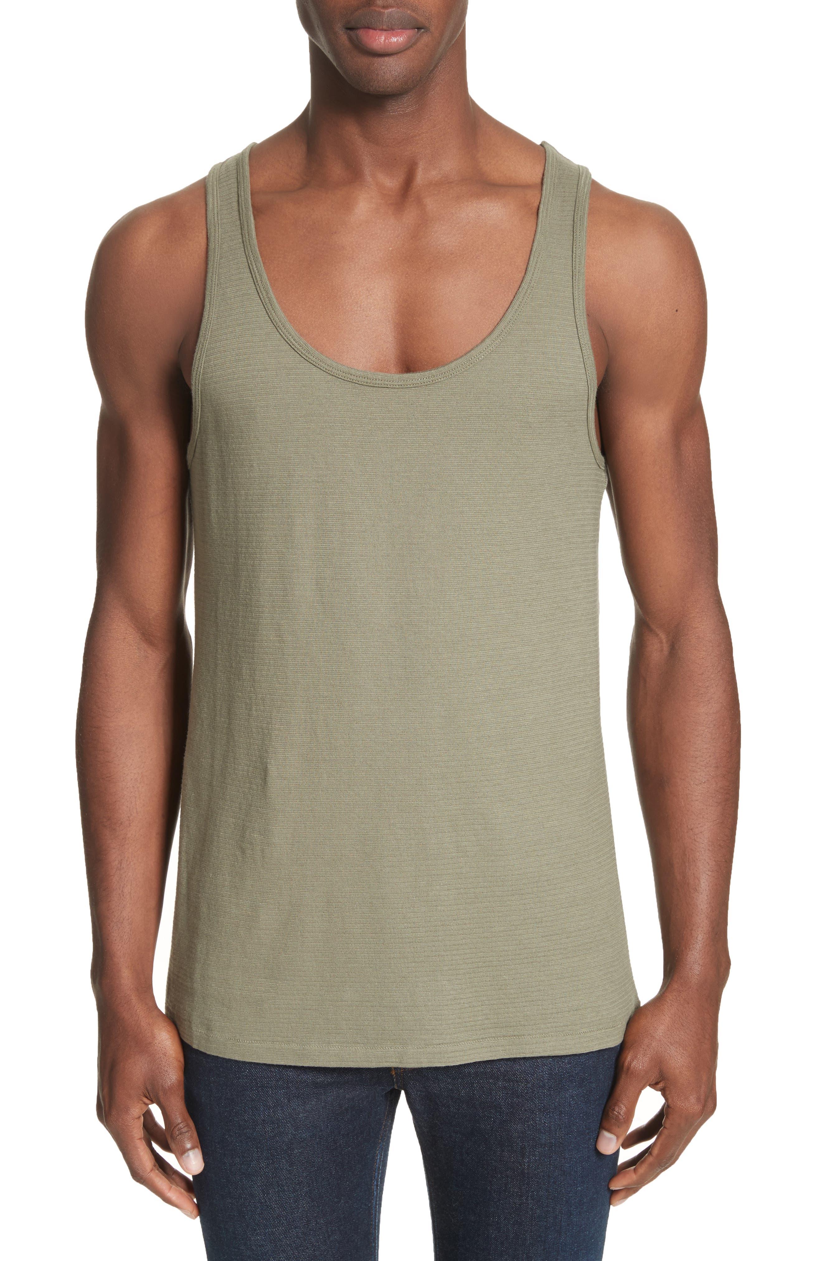 Rib Knit Tank,                         Main,                         color, 305