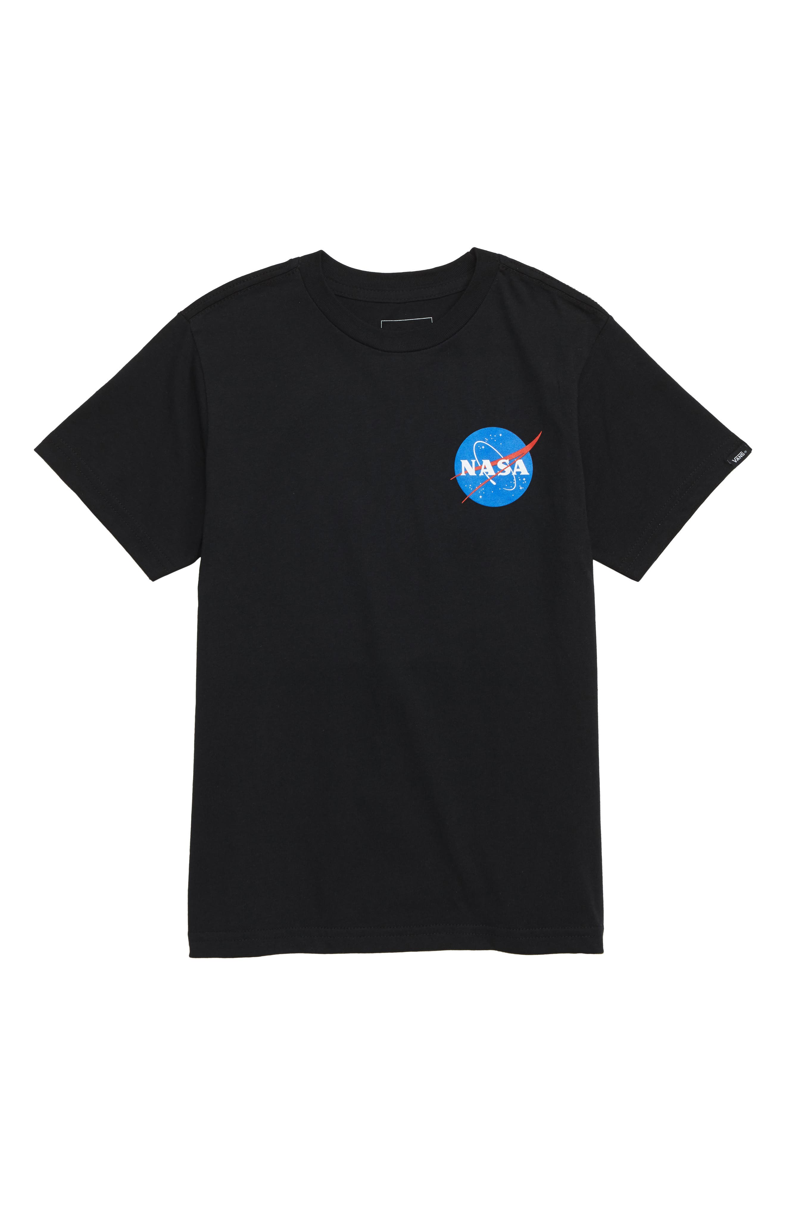 By Space Graphic T-Shirt, Main, color, 001