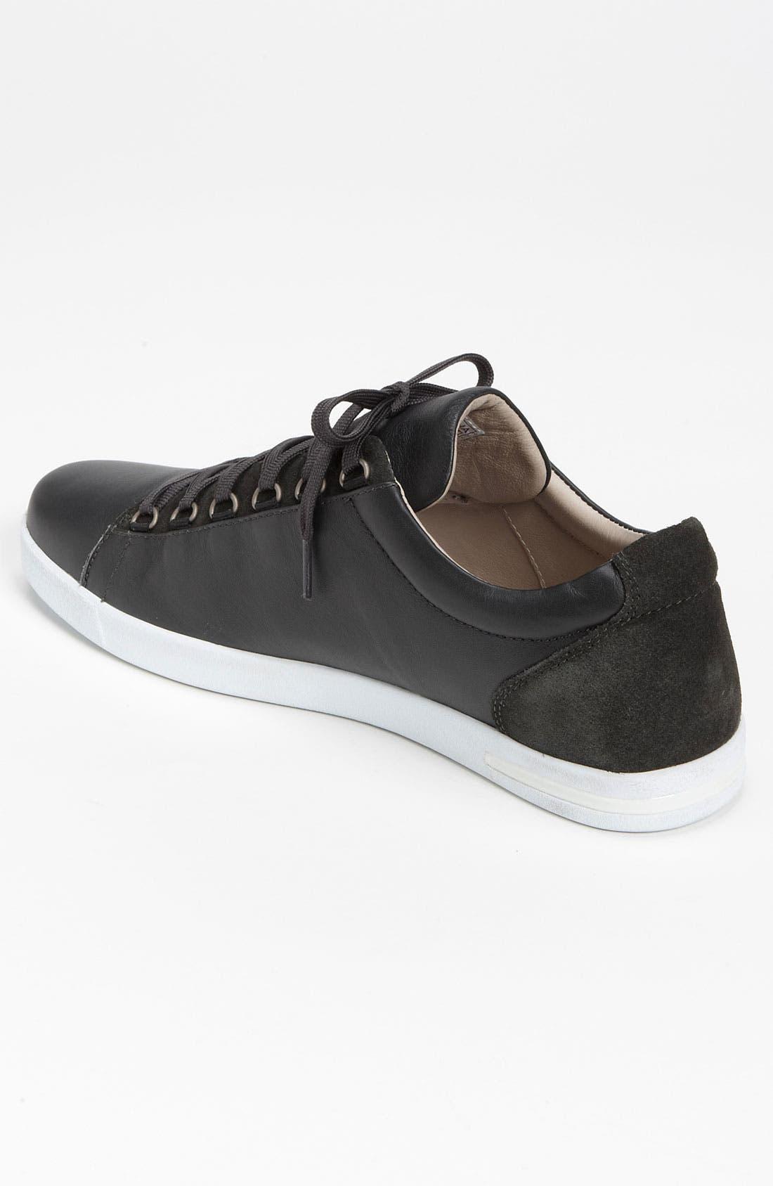 Loop Eyelet Sneaker,                             Alternate thumbnail 3, color,                             030