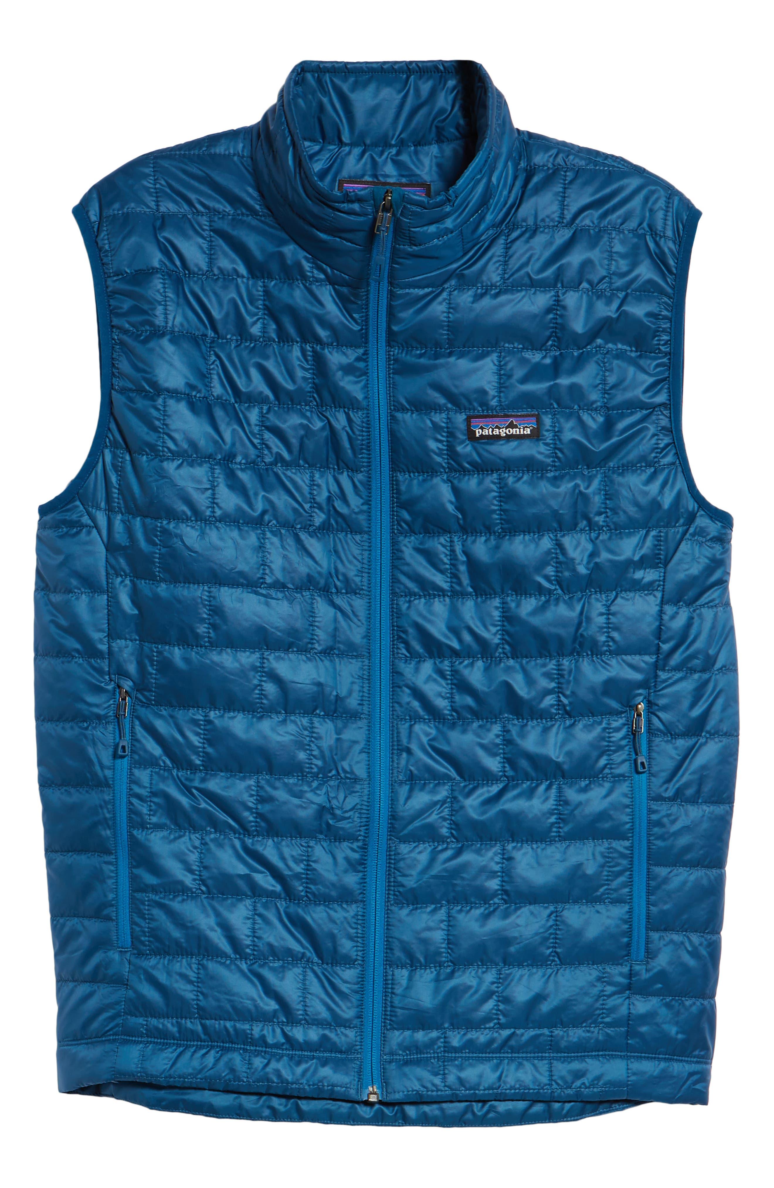 Nano Puff<sup>®</sup> Vest,                             Alternate thumbnail 6, color,                             BIG SUR BLUE