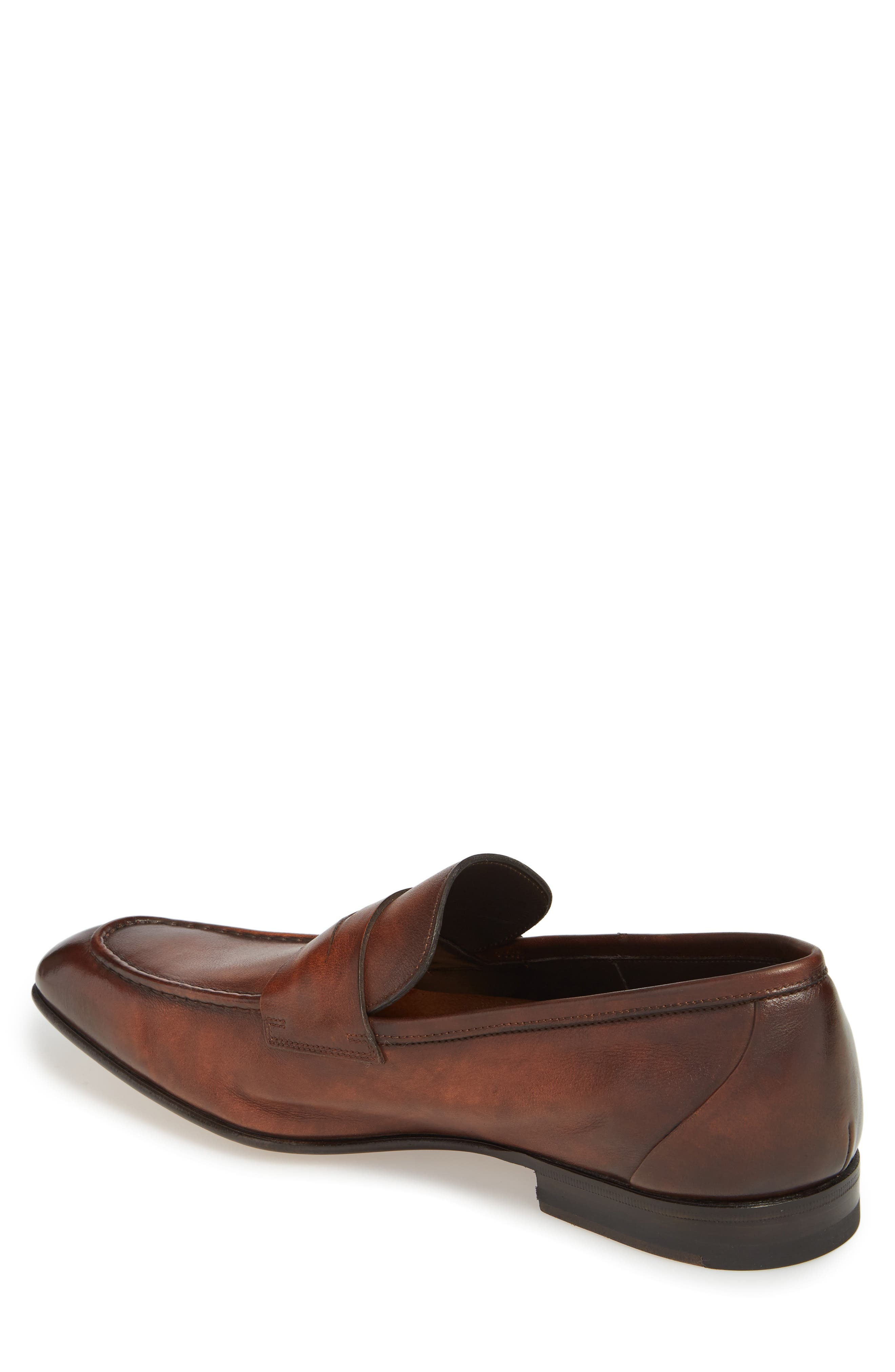 Gannon Penny Loafer,                             Alternate thumbnail 2, color,                             TAN