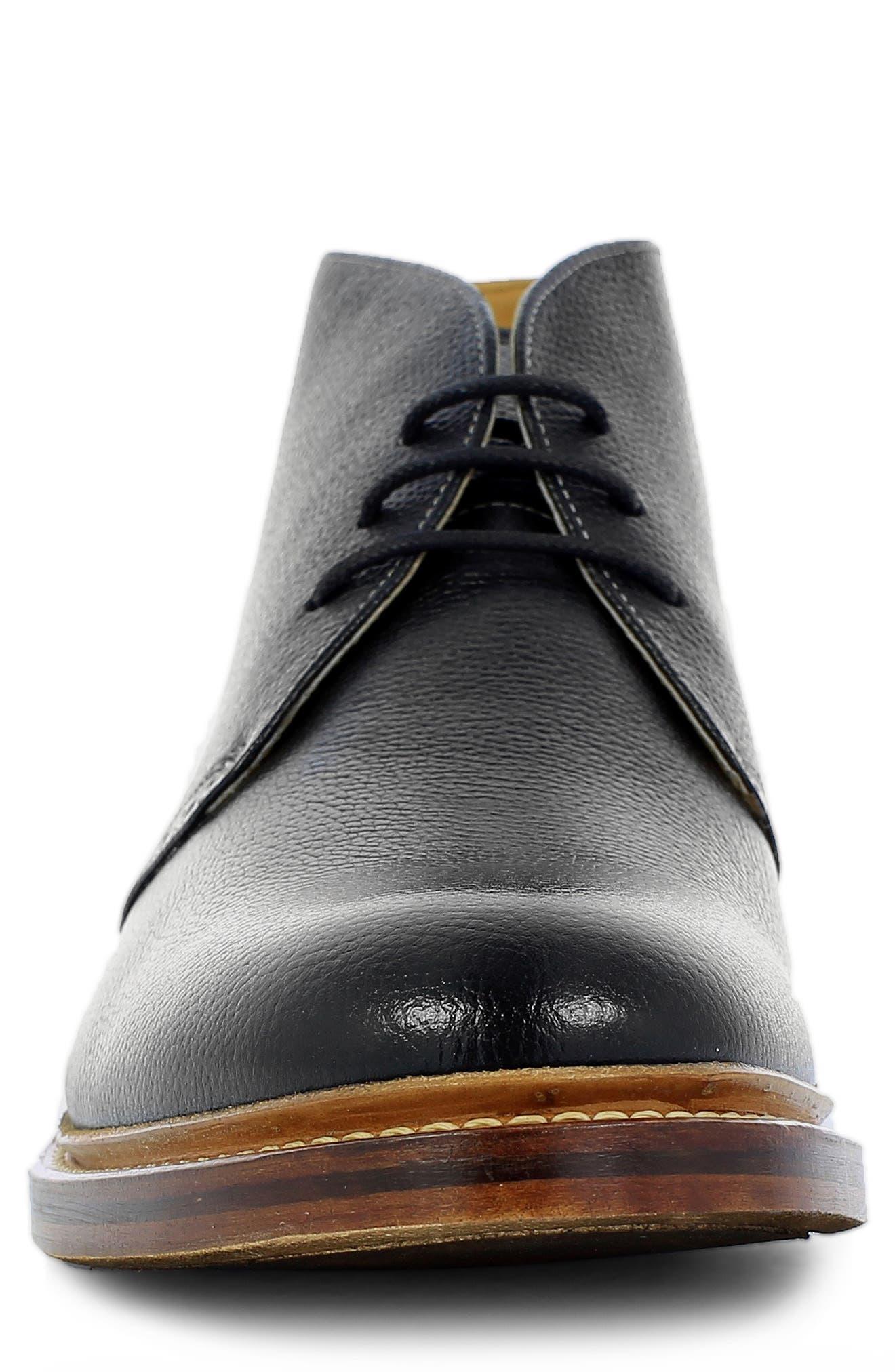 'Madison II' Chukka Boot,                             Alternate thumbnail 5, color,                             001