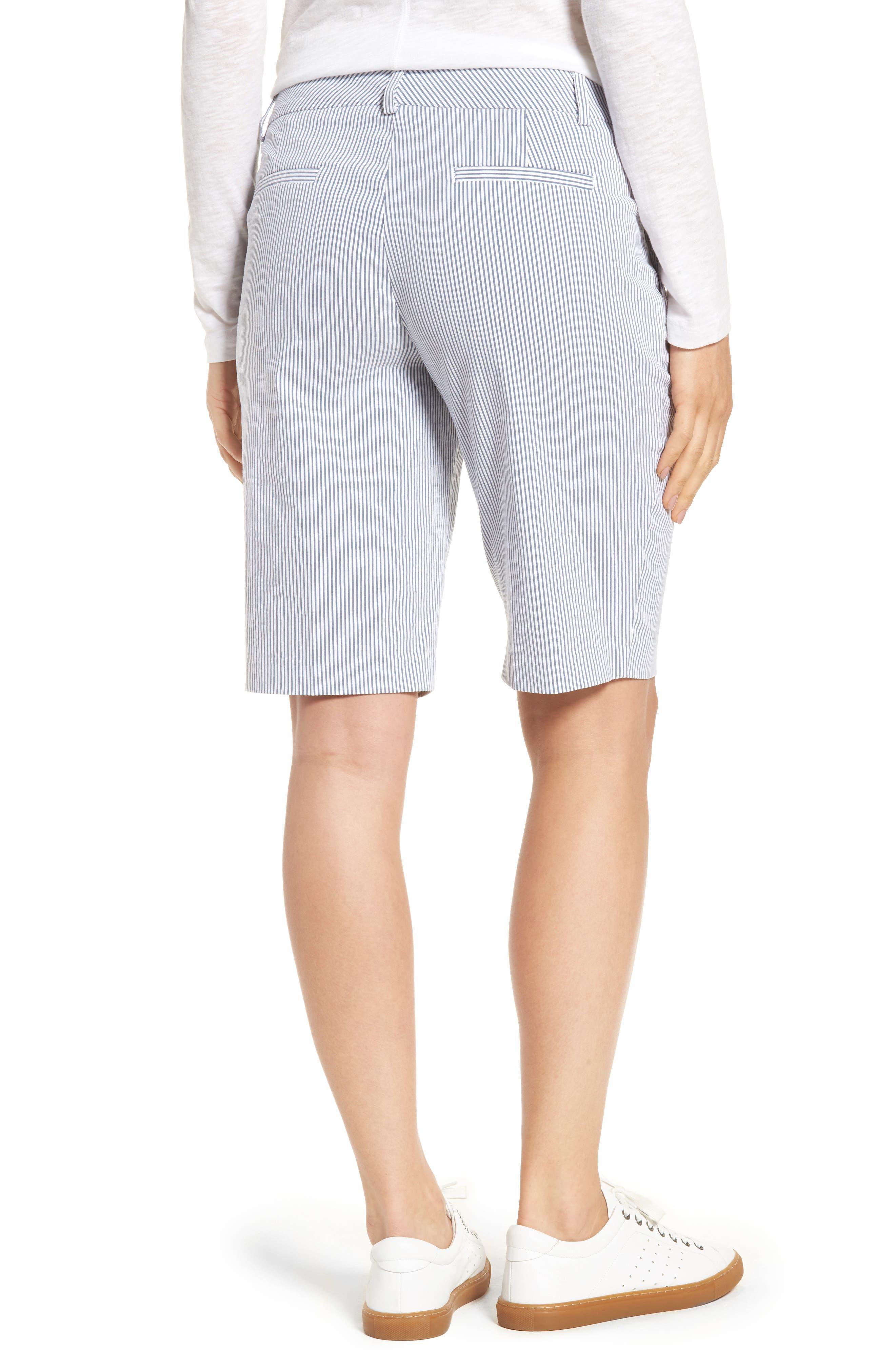 Stretch Bermuda Shorts,                             Alternate thumbnail 11, color,