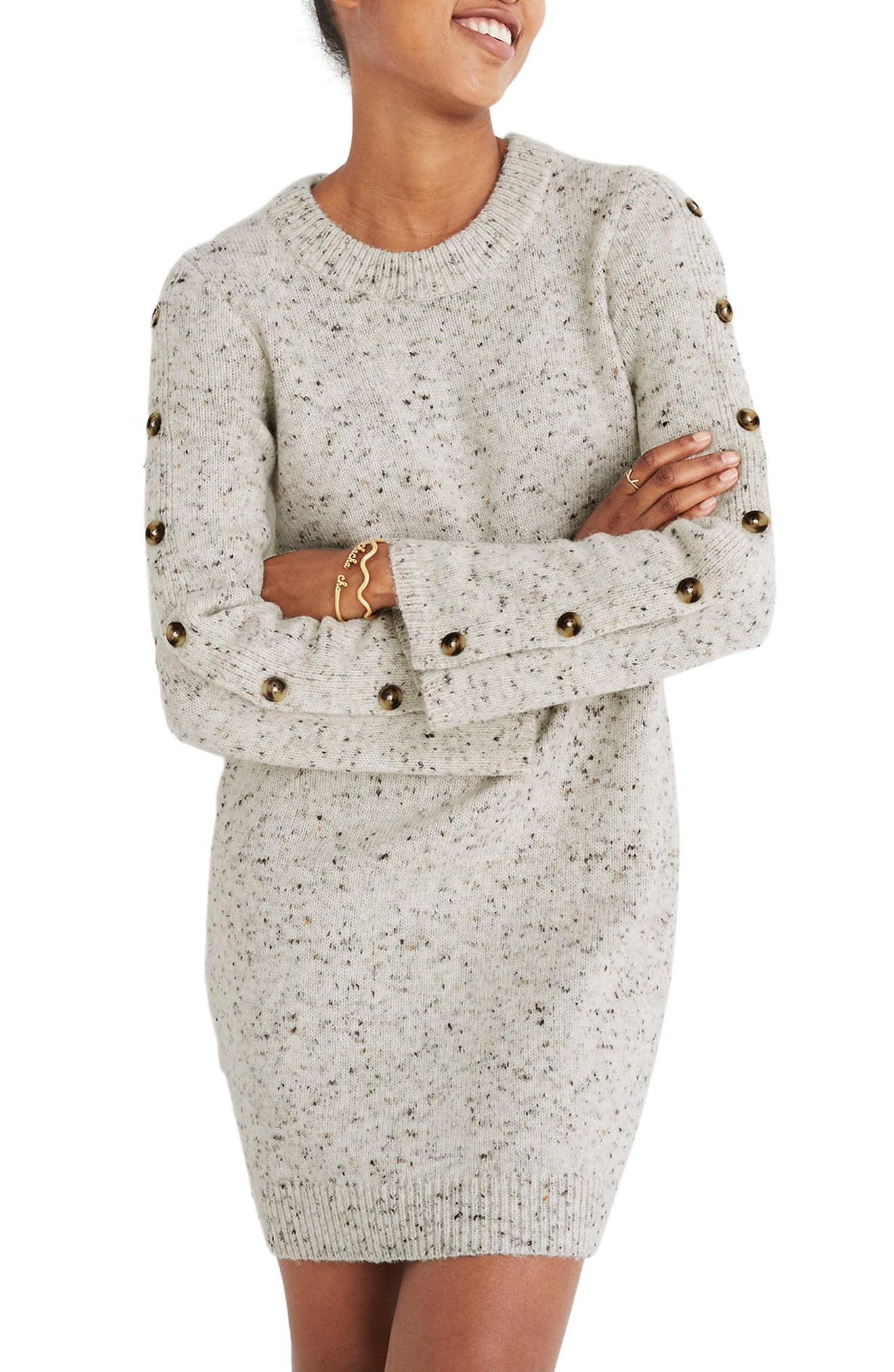 Donegal Sweater Dress,                         Main,                         color,