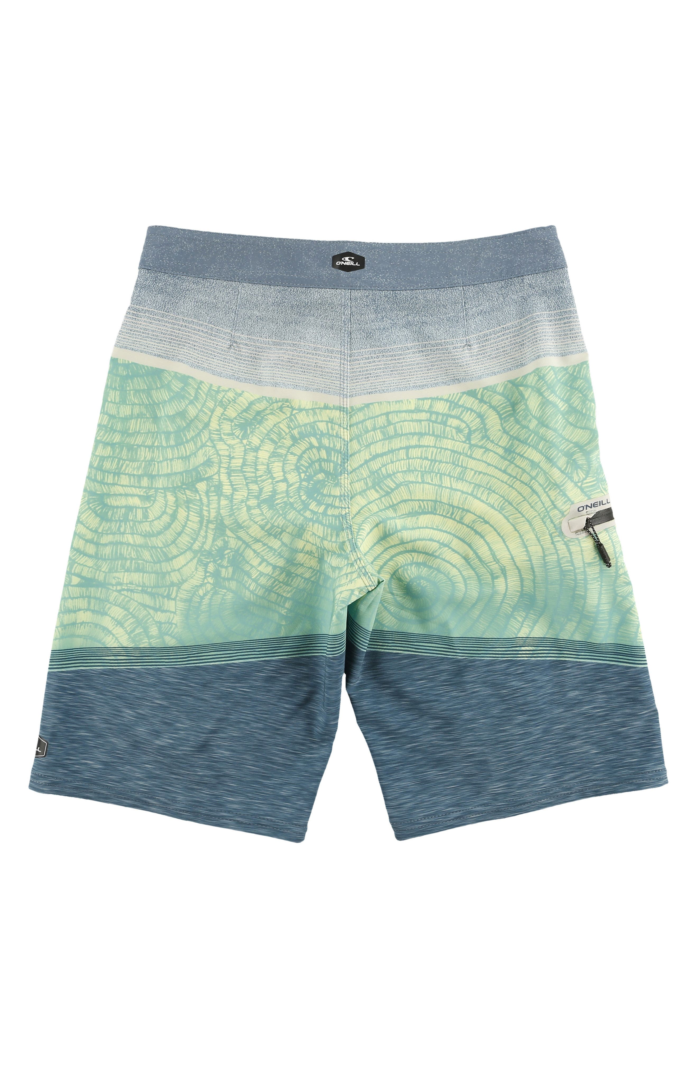 Hyperfreak Board Shorts,                             Alternate thumbnail 2, color,                             AQUARIUS