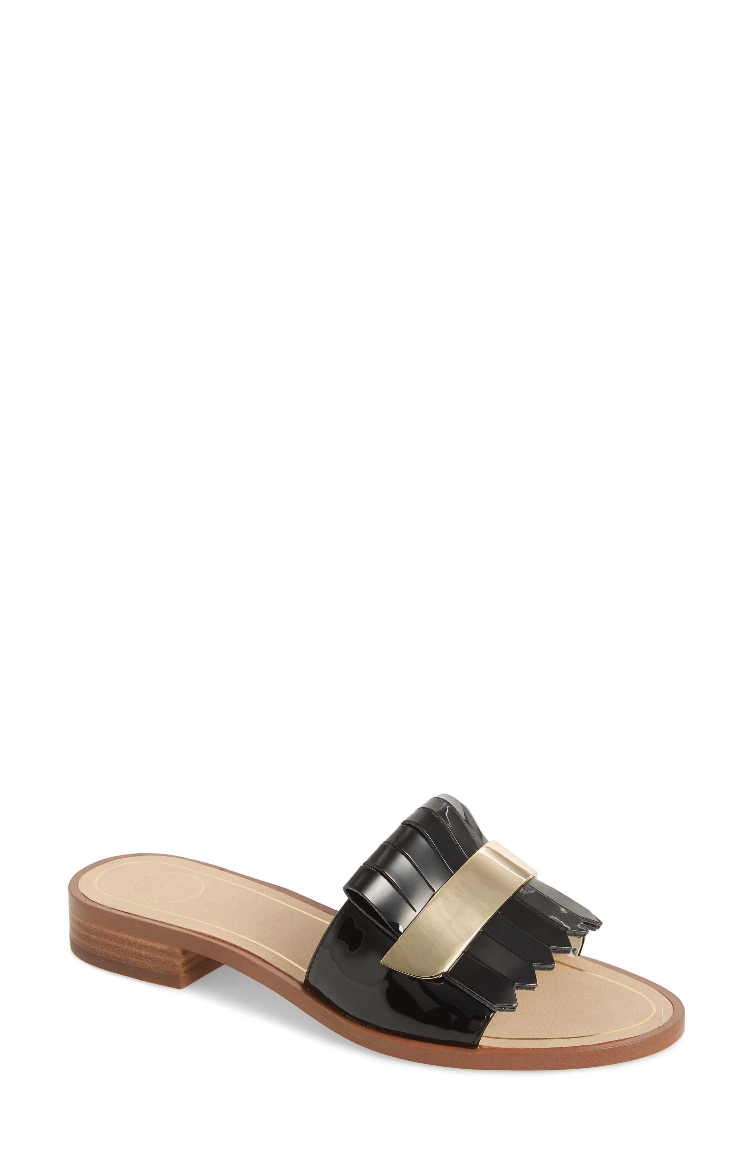 Aldrich Slide Sandal,                         Main,                         color, 002
