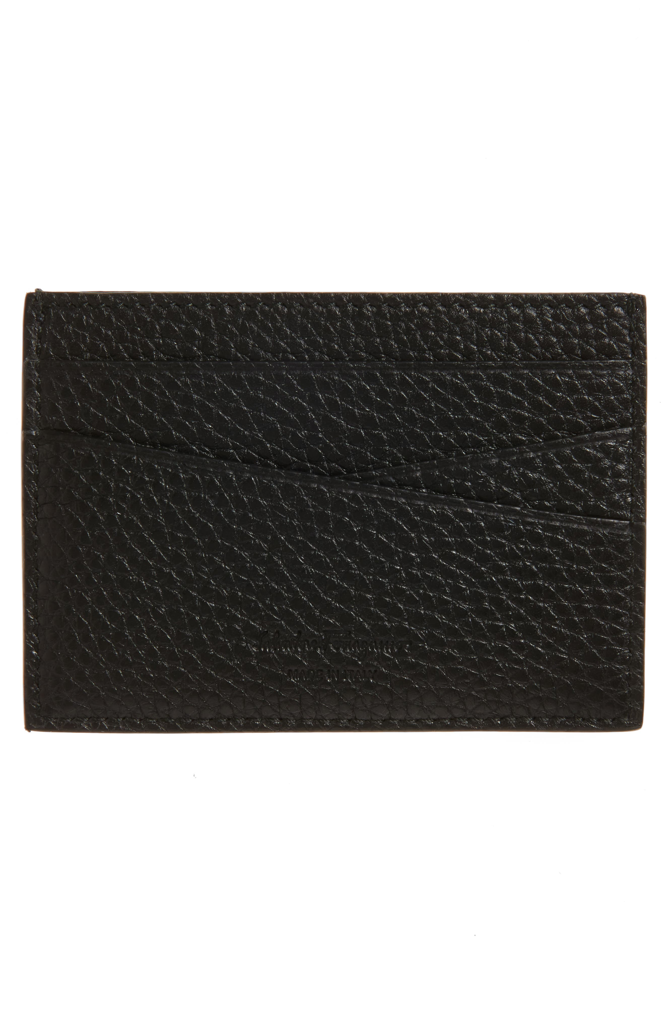 Leather Card Case,                             Alternate thumbnail 2, color,                             462