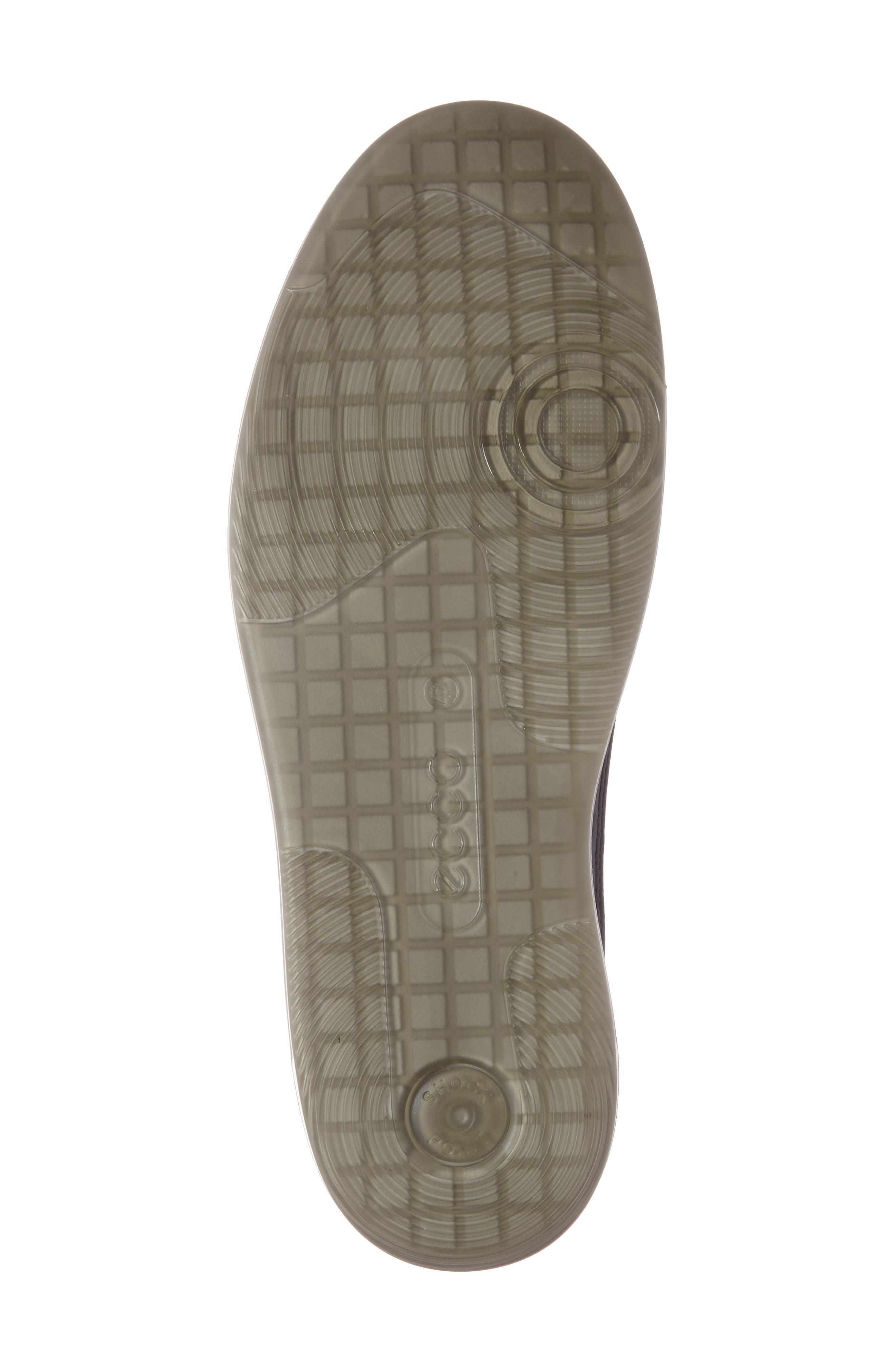 'Jack' High Top Sneaker,                             Alternate thumbnail 4, color,                             001
