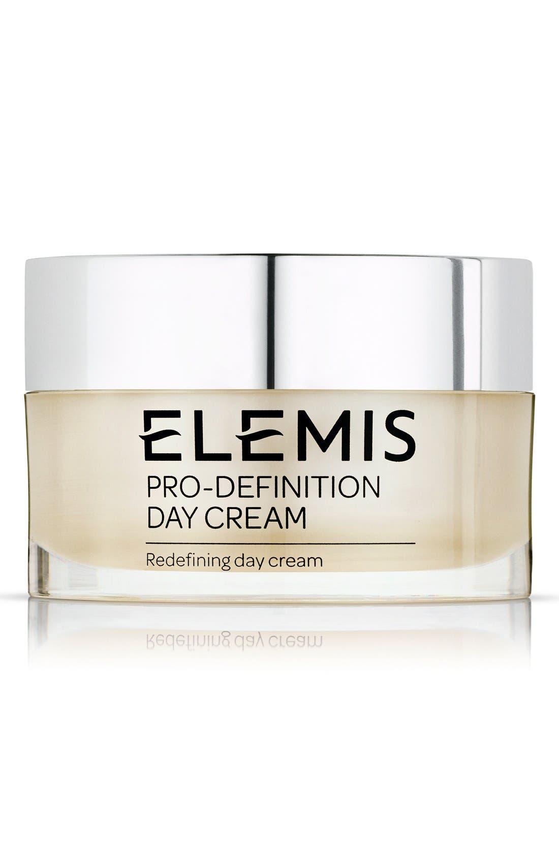 ELEMIS,                             Pro-Definition Day Cream,                             Main thumbnail 1, color,                             NO COLOR