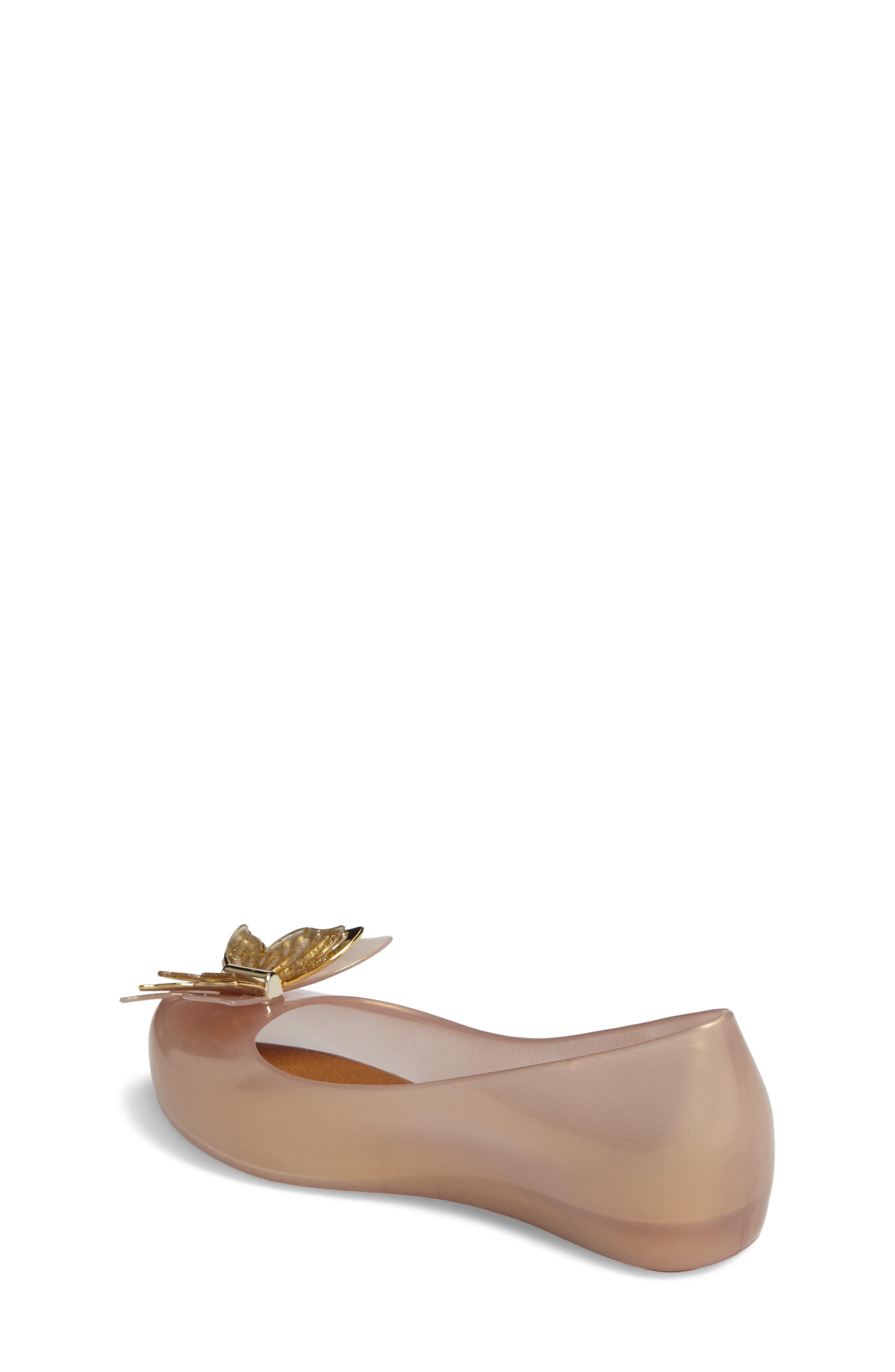 Ultragirl Butterfly Flat,                             Alternate thumbnail 6, color,