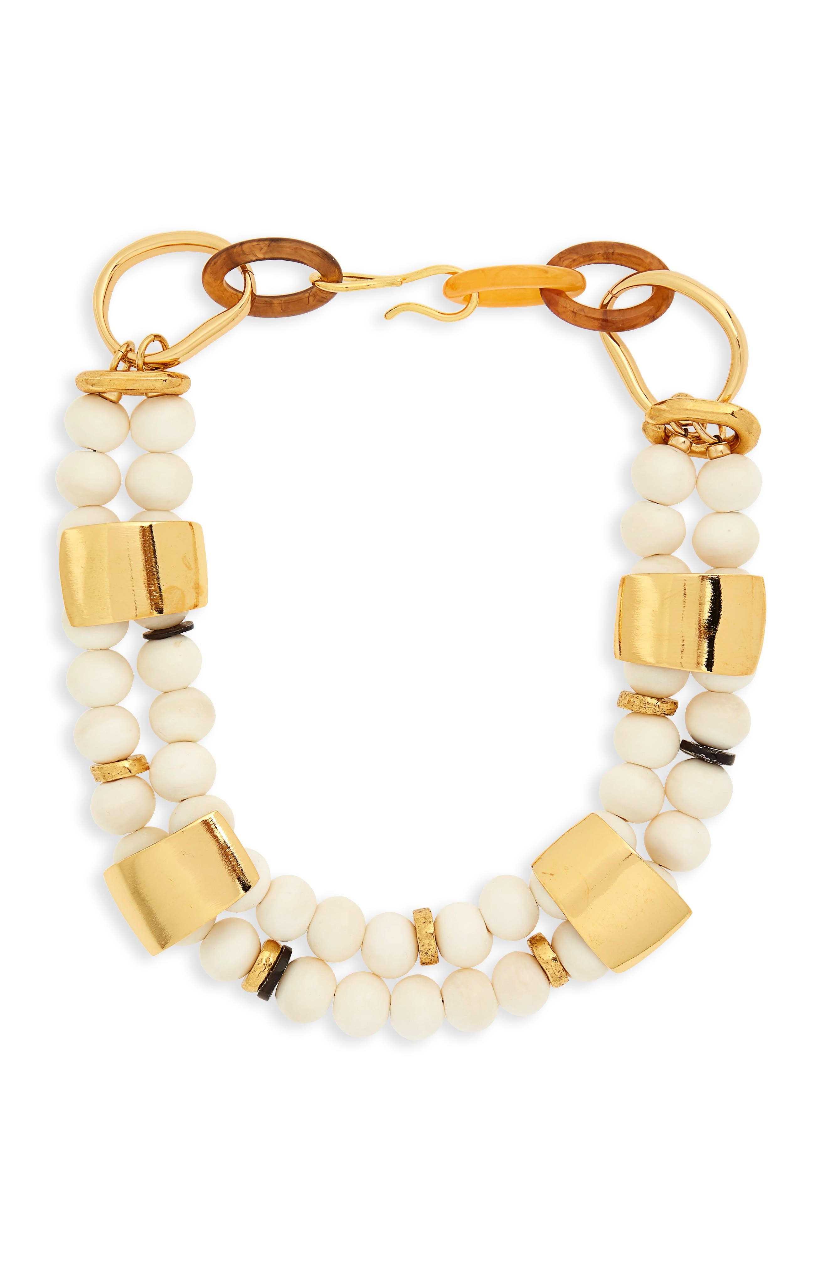 Reflection Collar Necklace,                             Main thumbnail 1, color,                             900
